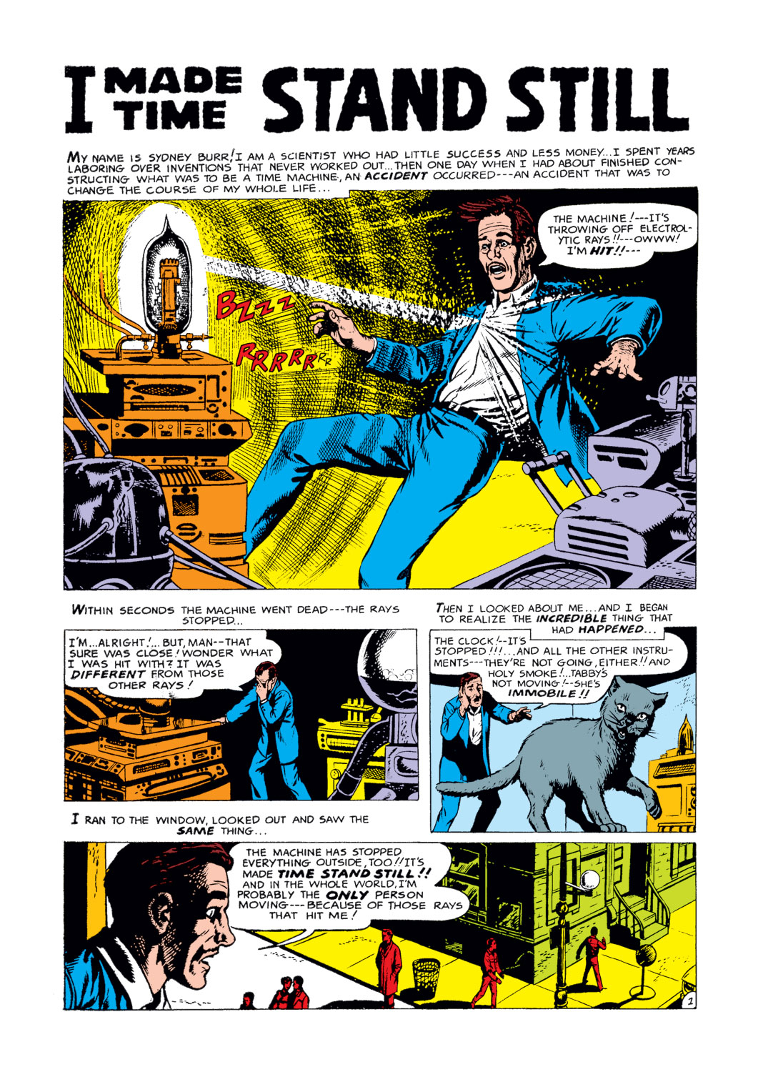 Tales to Astonish (1959) issue 4 - Page 13
