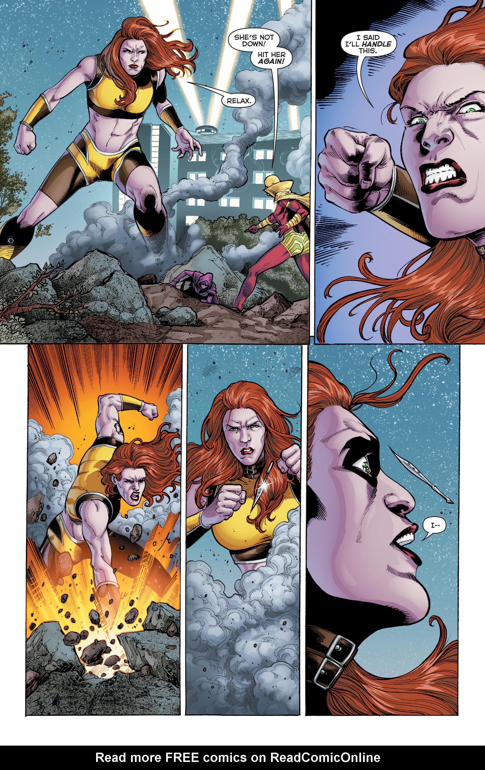 Read online Trinity of Sin: Pandora comic -  Issue #2 - 10