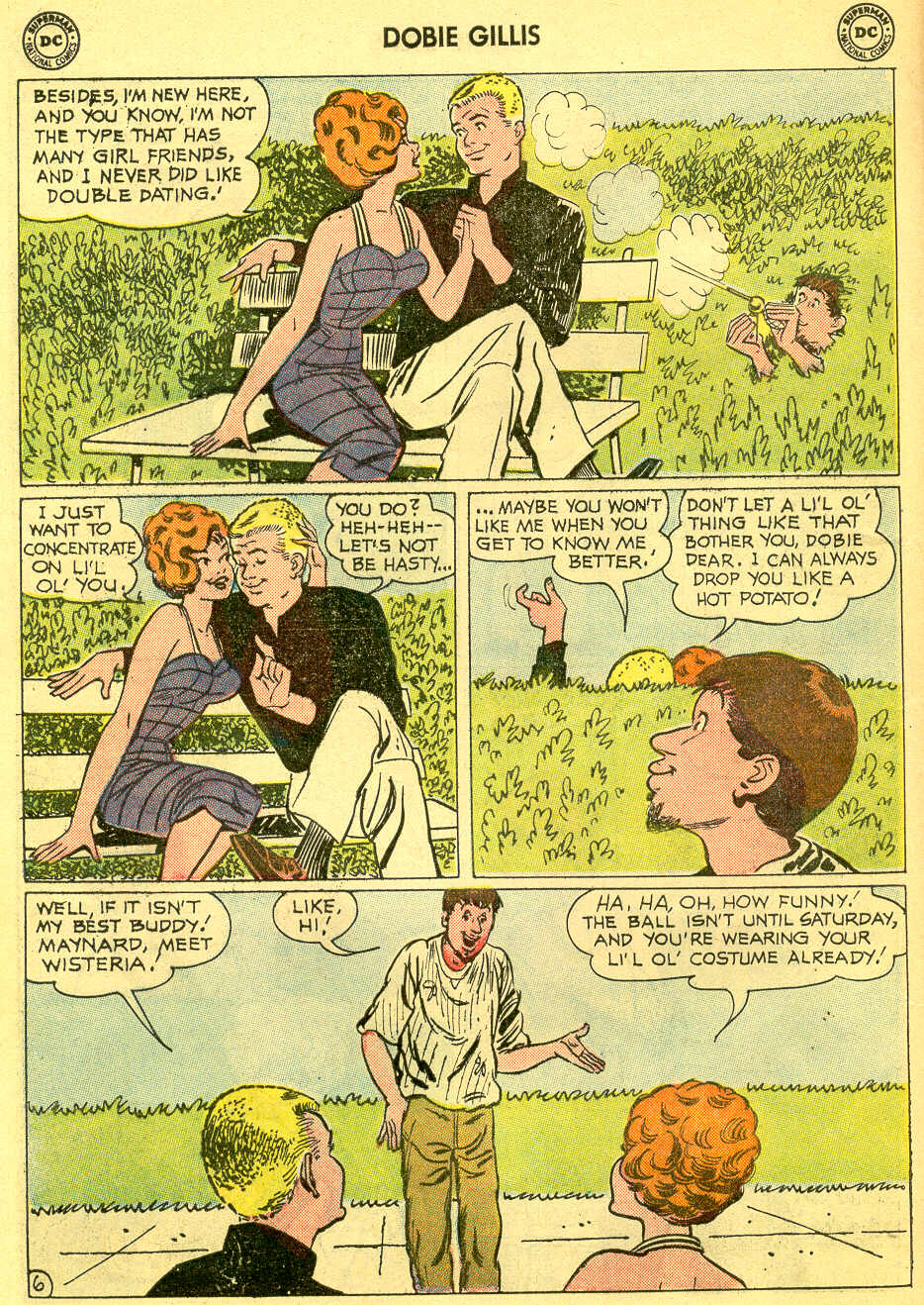 Many Loves of Dobie Gillis issue 4 - Page 8