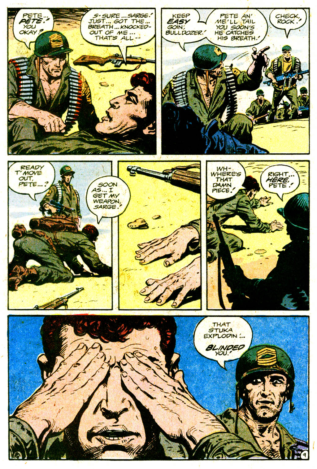 Sgt. Rock issue 364 - Page 13