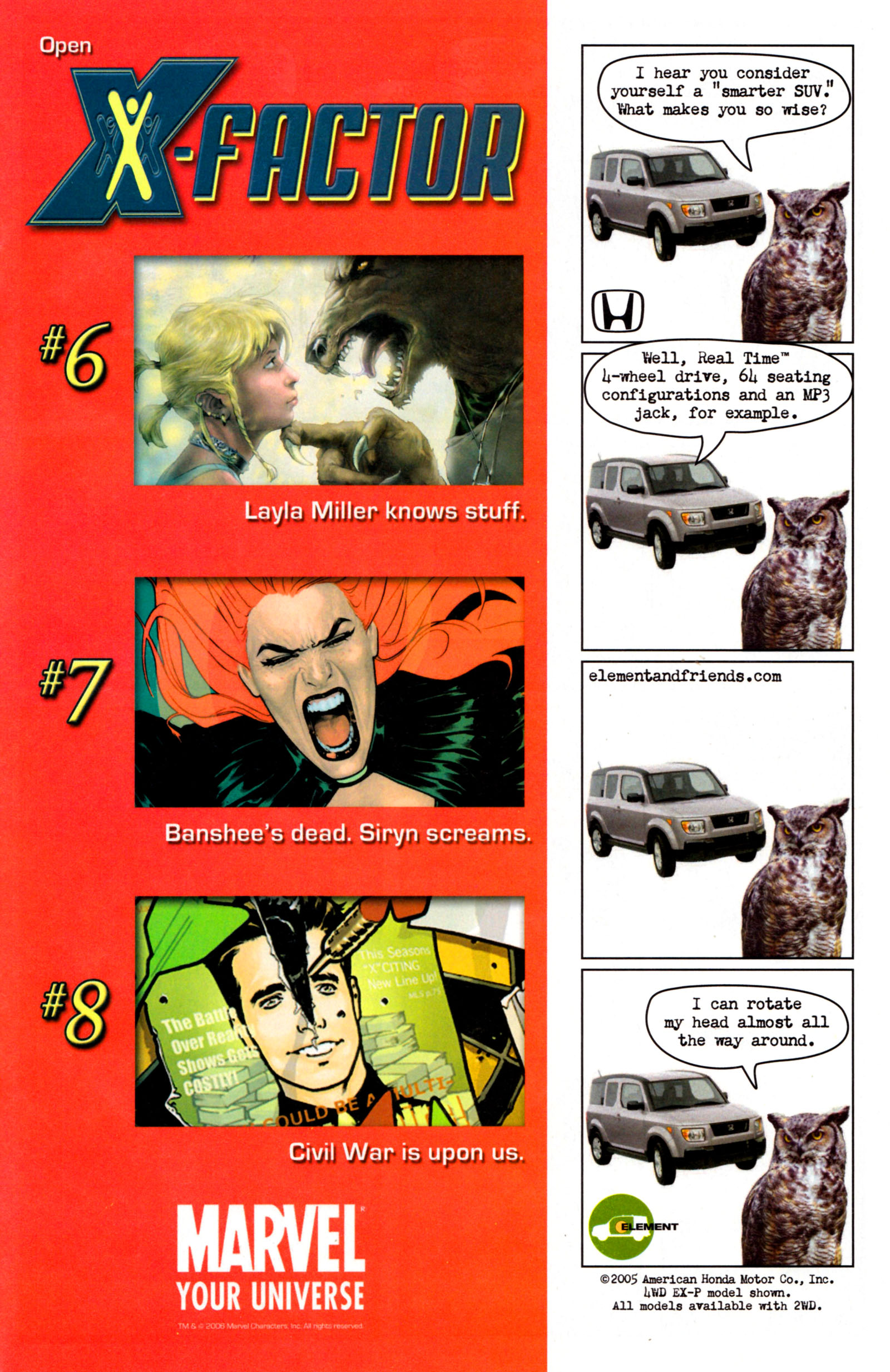 Read online Son of M comic -  Issue #5 - 20