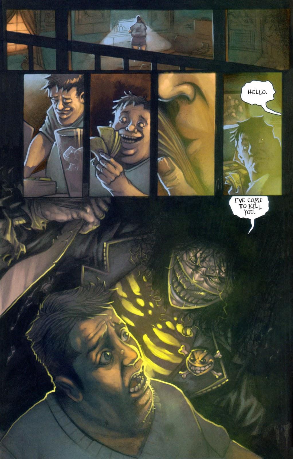 Read online Evil Ernie in Santa Fe comic -  Issue #1 - 5
