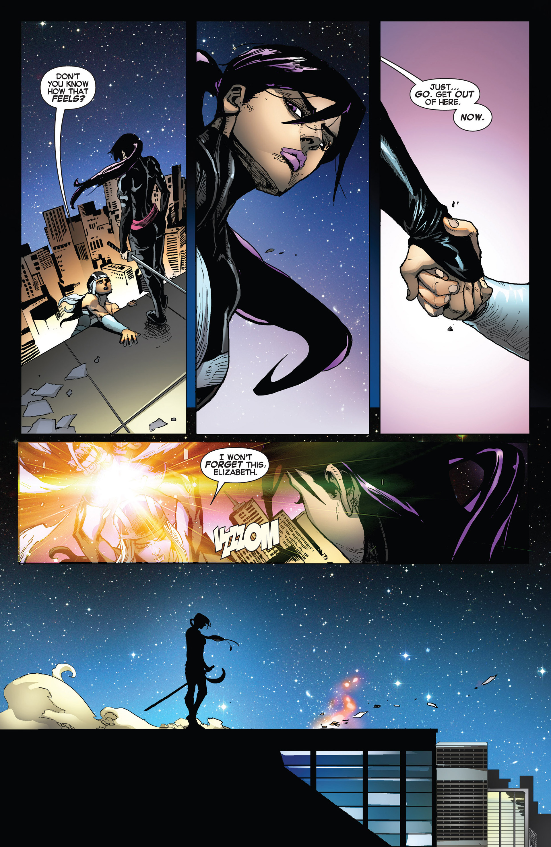 Read online Uncanny X-Force (2013) comic -  Issue #6 - 21