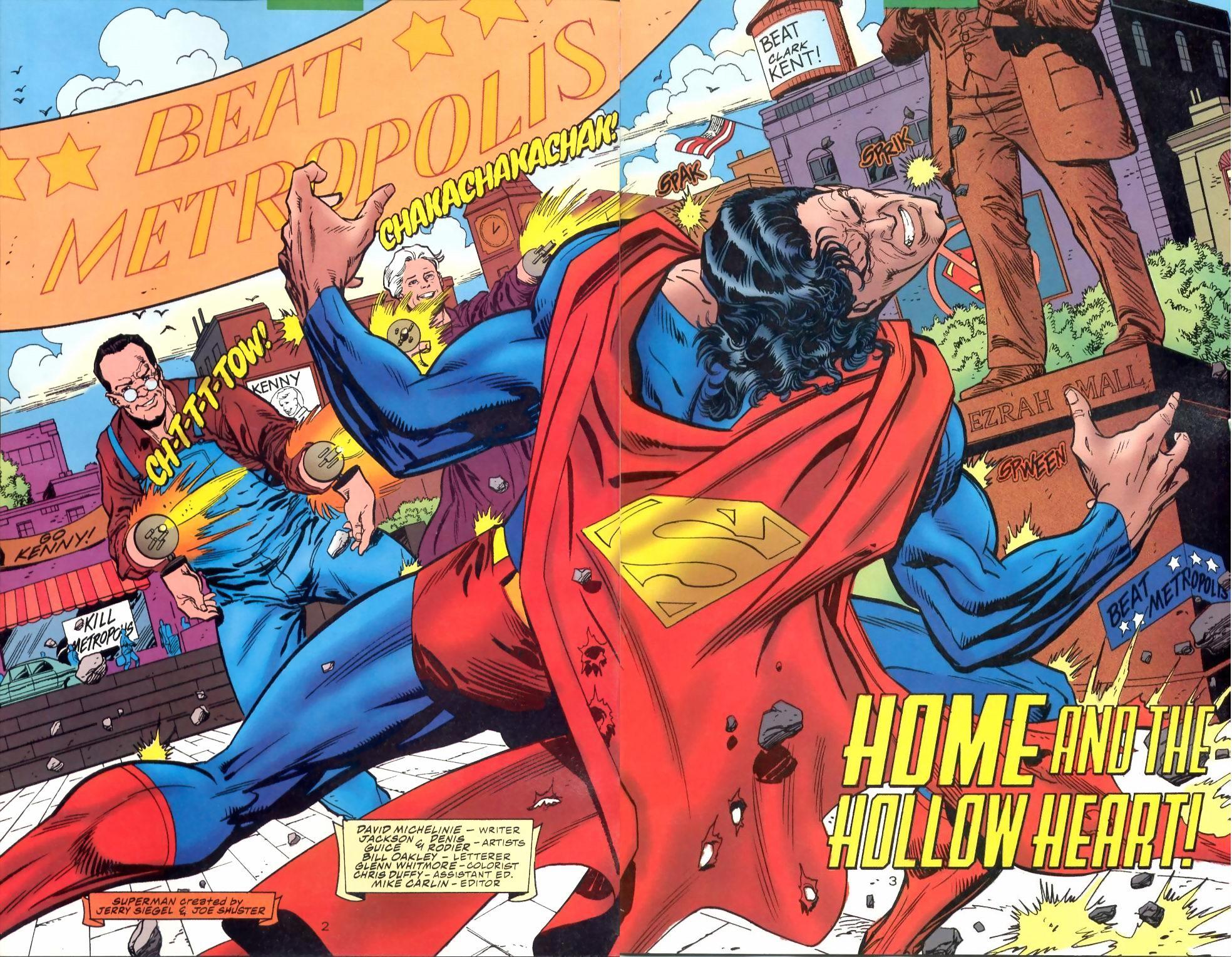Action Comics (1938) 711 Page 2