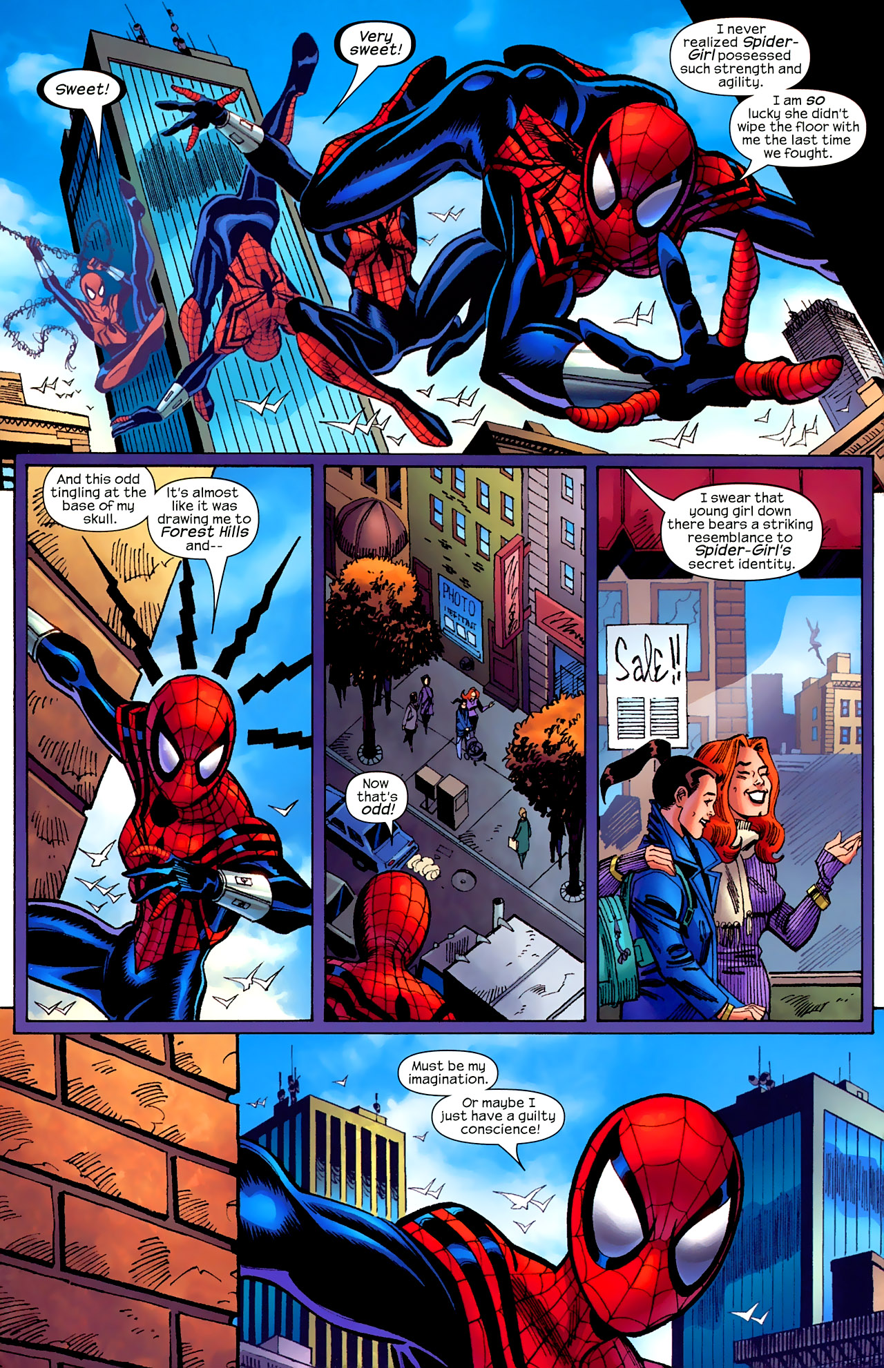 Read online Amazing Spider-Girl comic -  Issue #26 - 11
