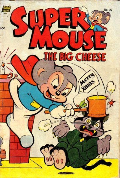 Supermouse issue 29 - Page 1