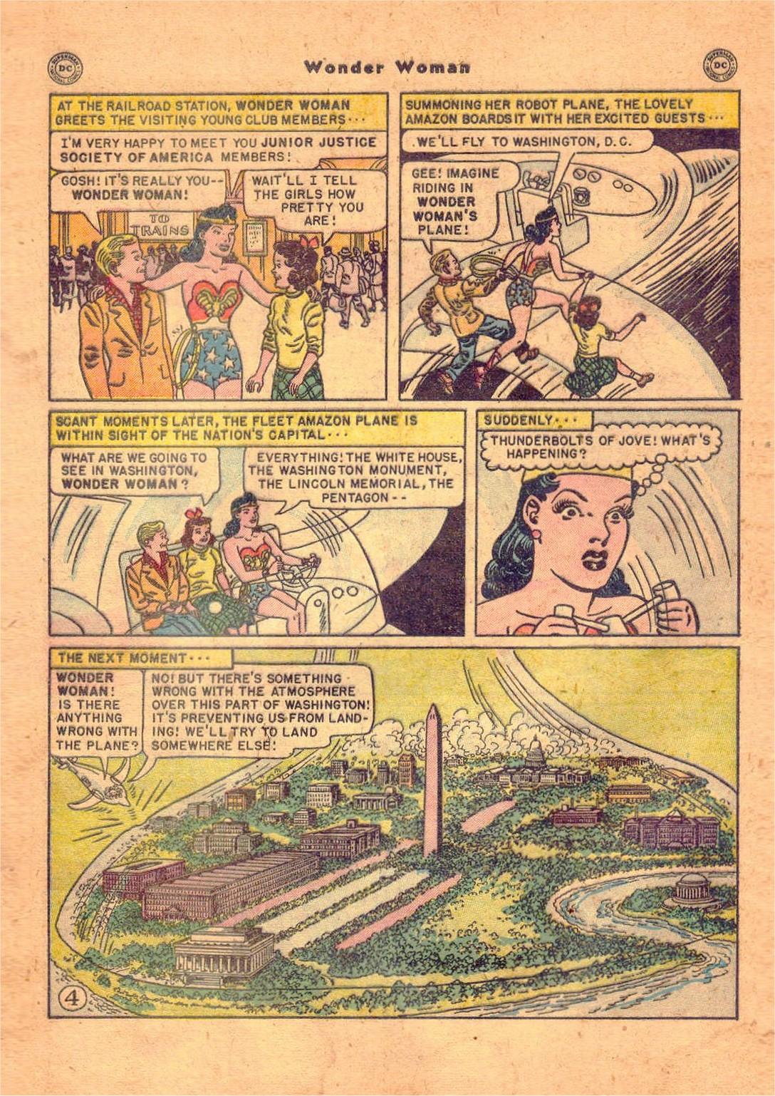 Read online Wonder Woman (1942) comic -  Issue #47 - 39