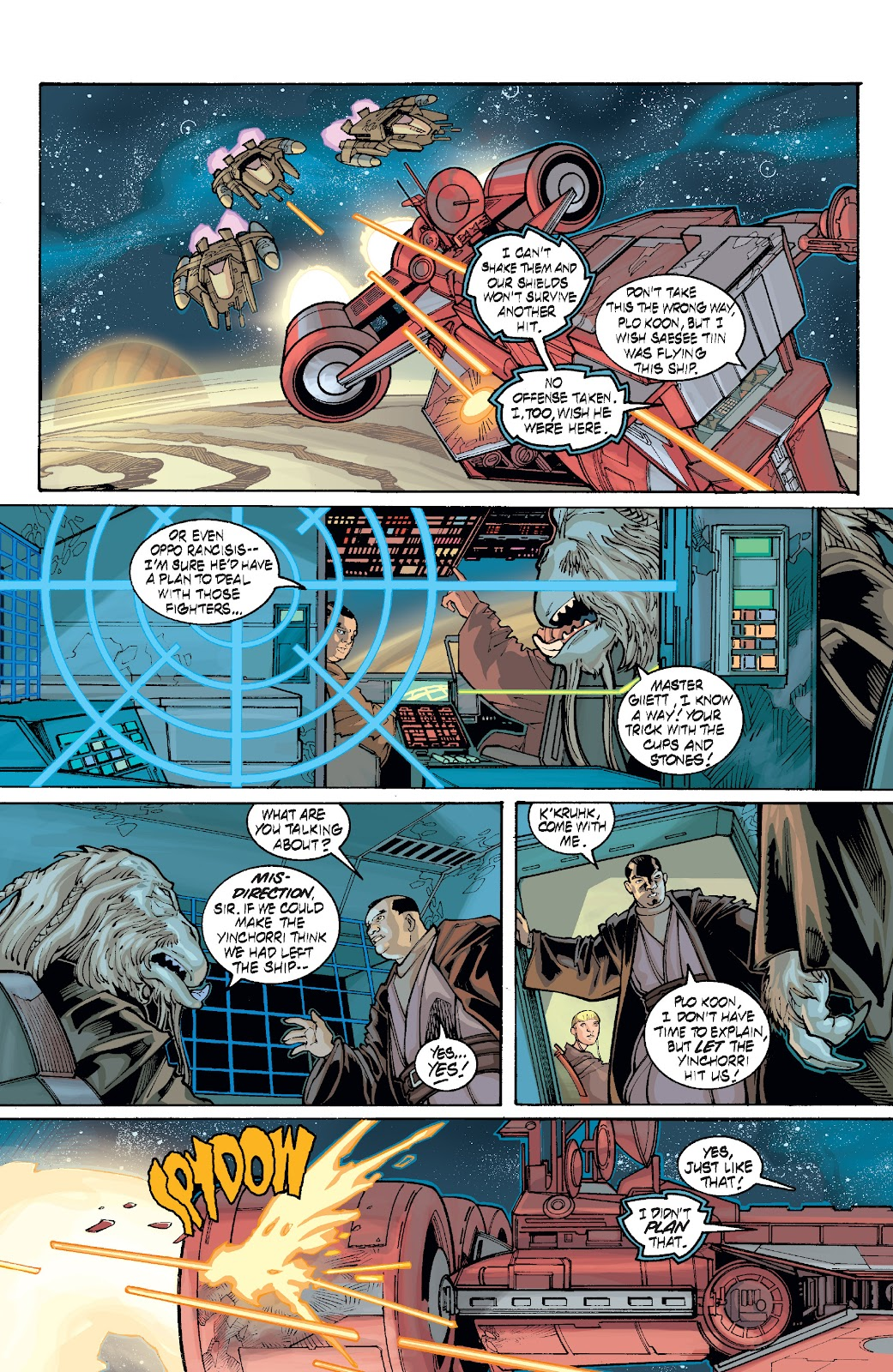 Read online Star Wars Legends: Rise of the Sith - Epic Collection comic -  Issue # TPB 1 (Part 4) - 88
