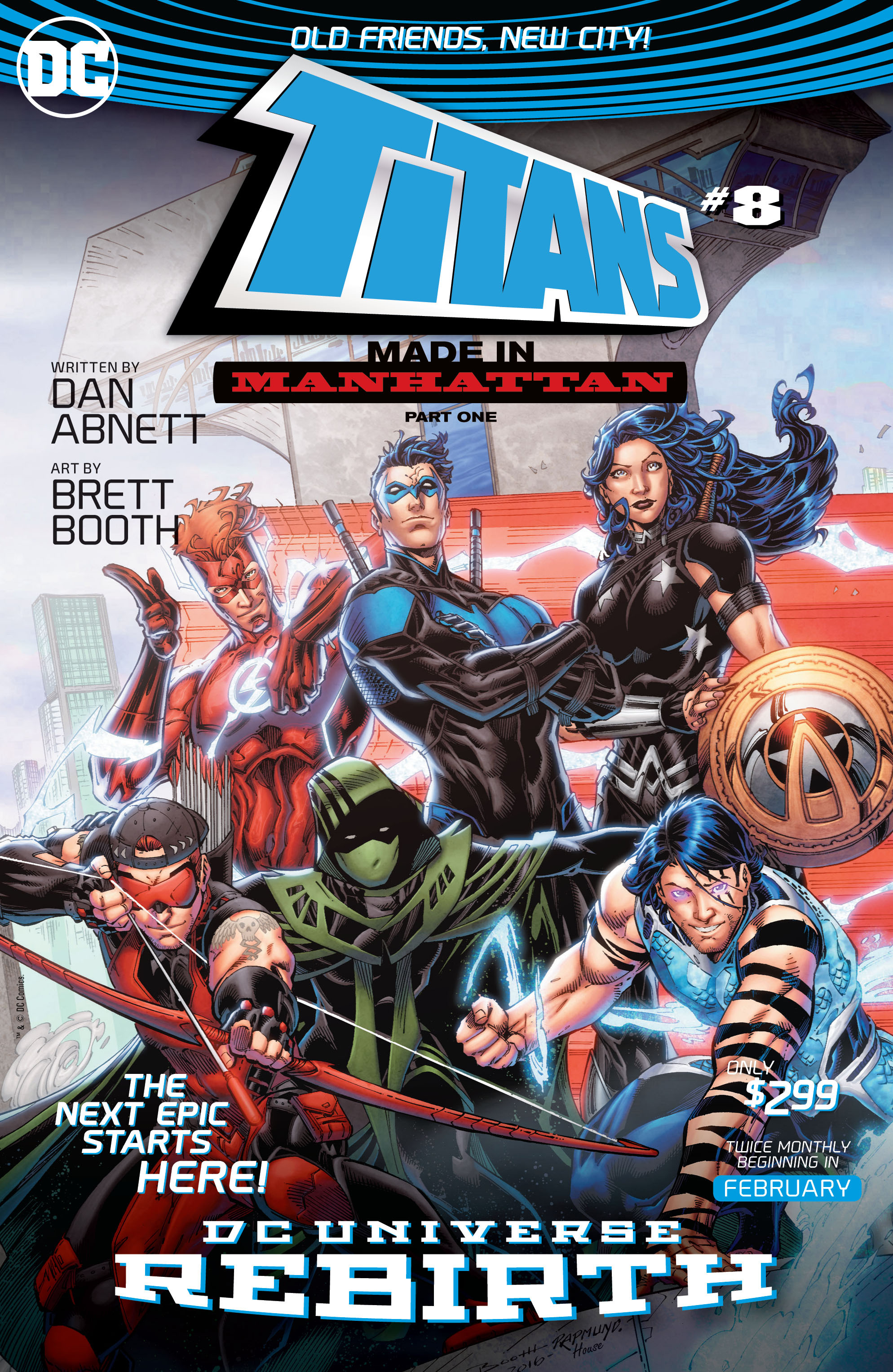 Read online Trinity (2016) comic -  Issue #5 - 20