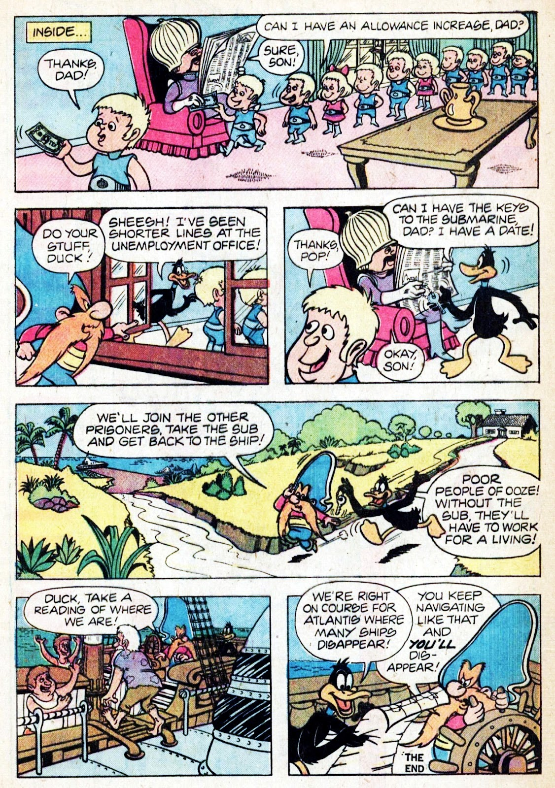 Yosemite Sam and Bugs Bunny issue 43 - Page 34
