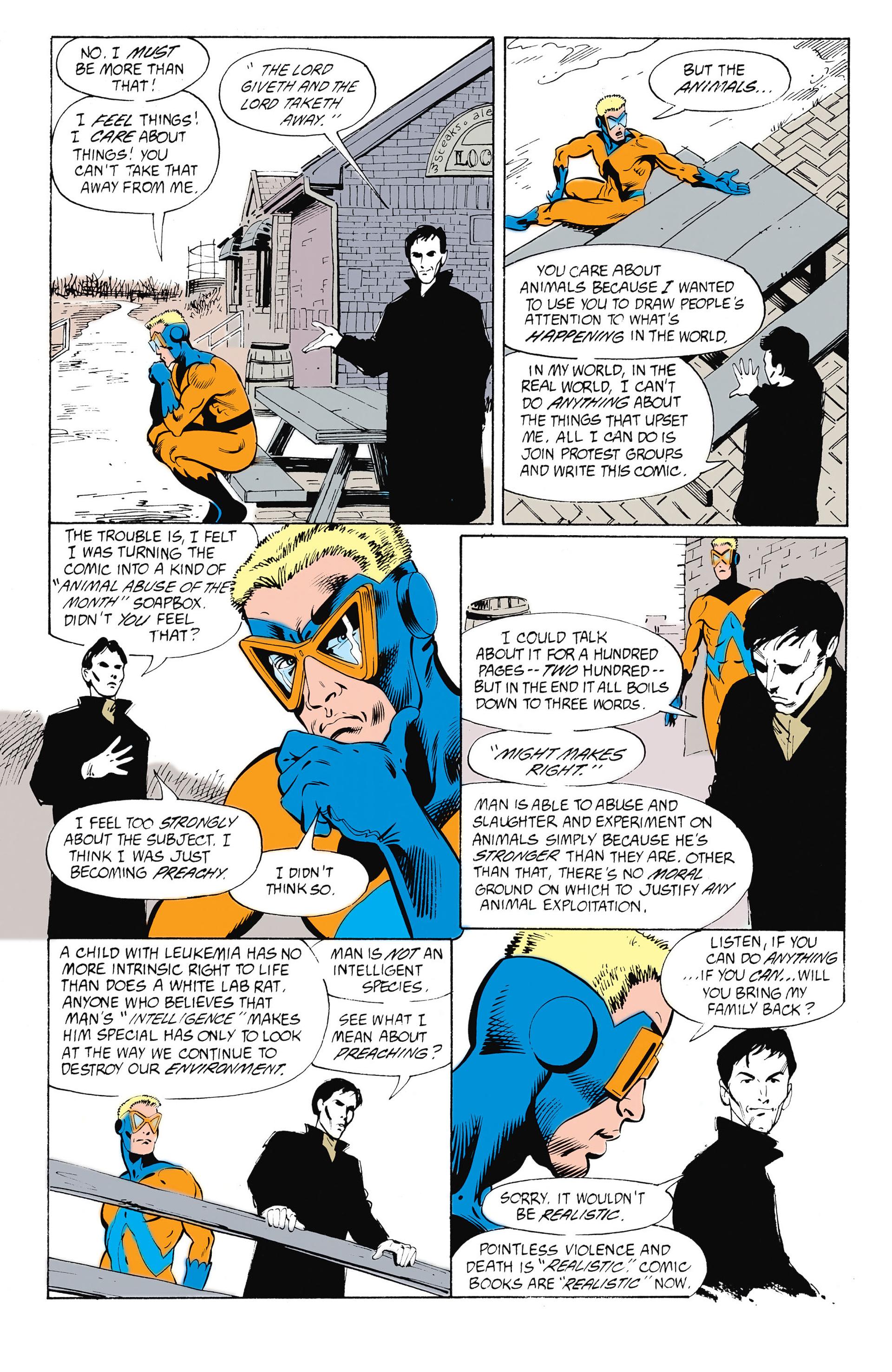 Read online Animal Man (1988) comic -  Issue #26 - 14