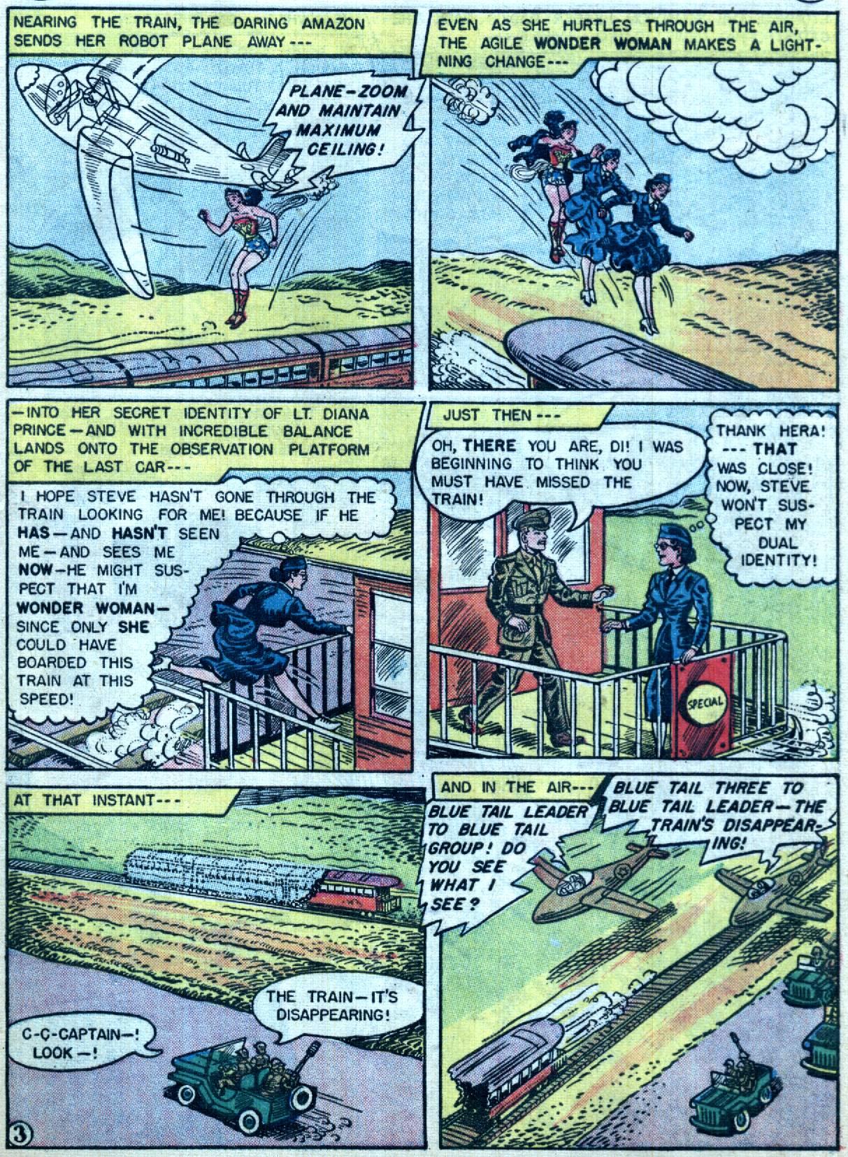 Read online Wonder Woman (1942) comic -  Issue #92 - 5