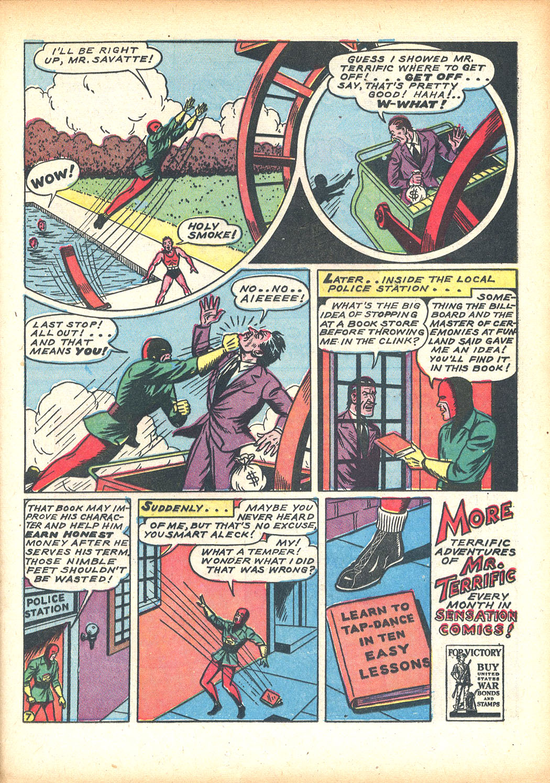 Read online Sensation (Mystery) Comics comic -  Issue #13 - 41