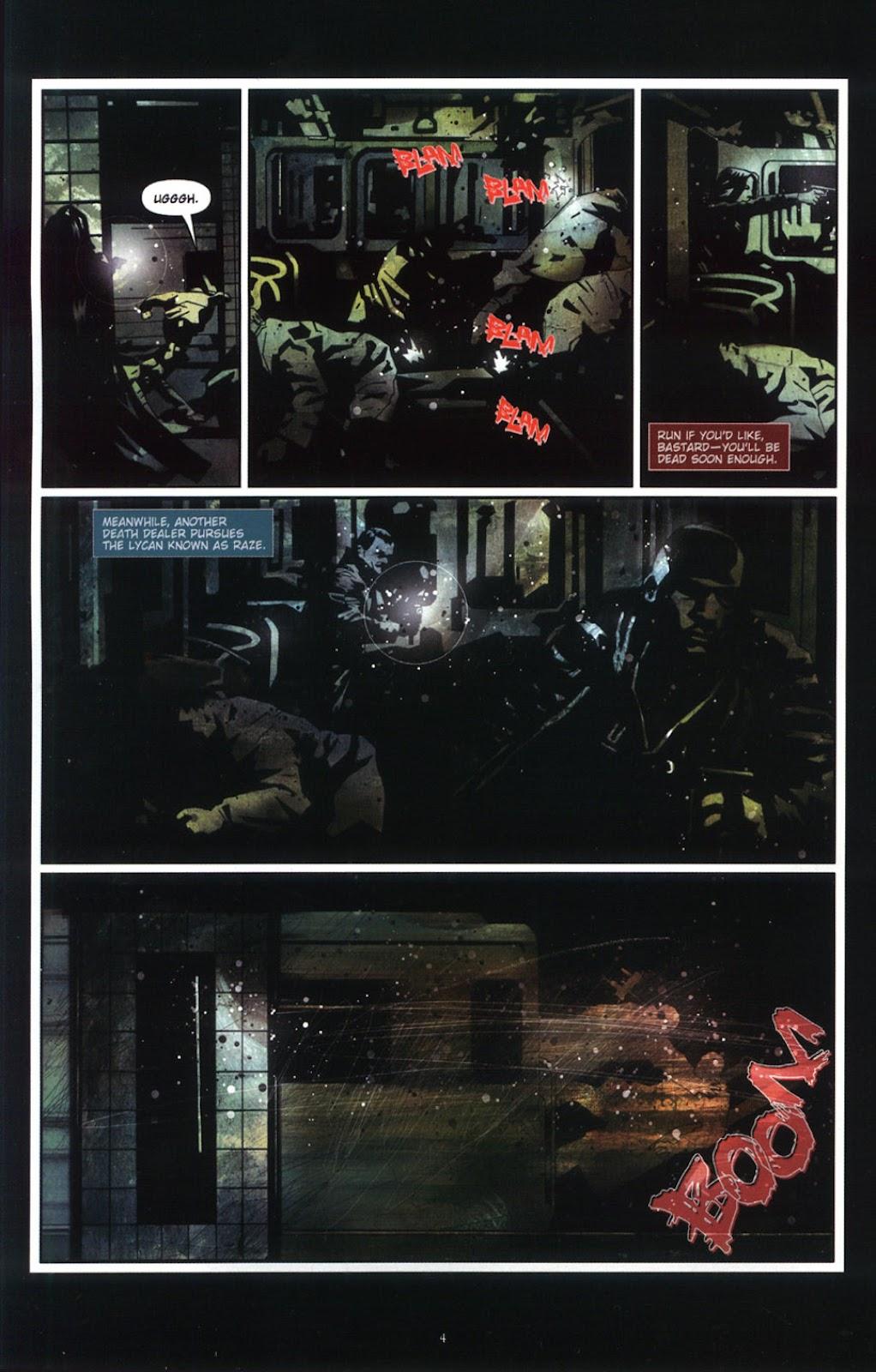 Read online Underworld (2003) comic -  Issue # Full - 6