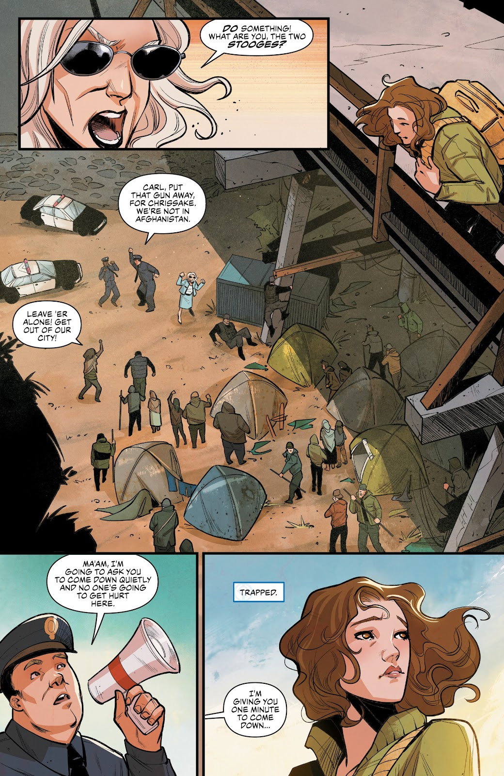 Read online Summit comic -  Issue #12 - 10