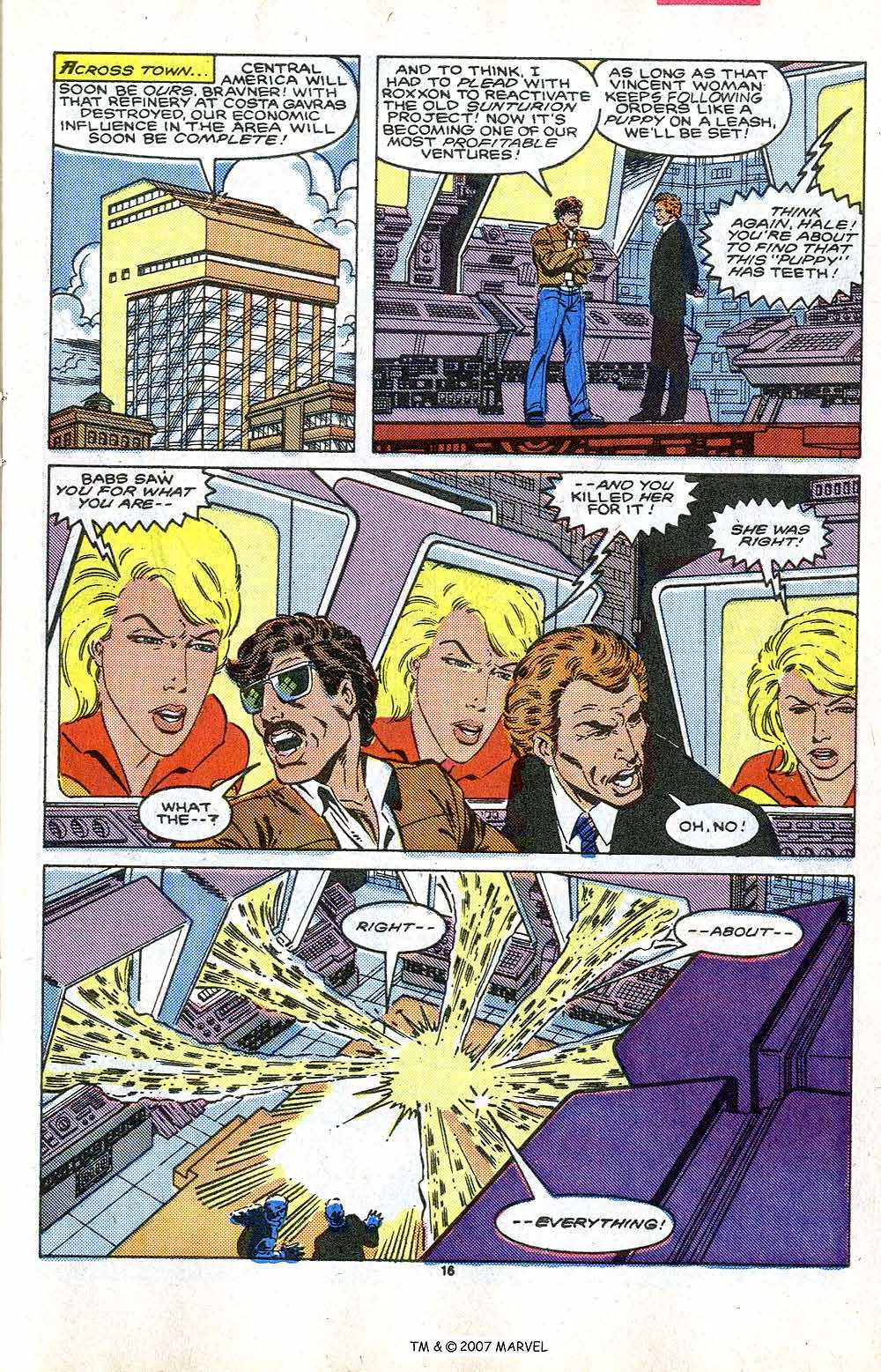 Iron Man Annual issue 9 - Page 21