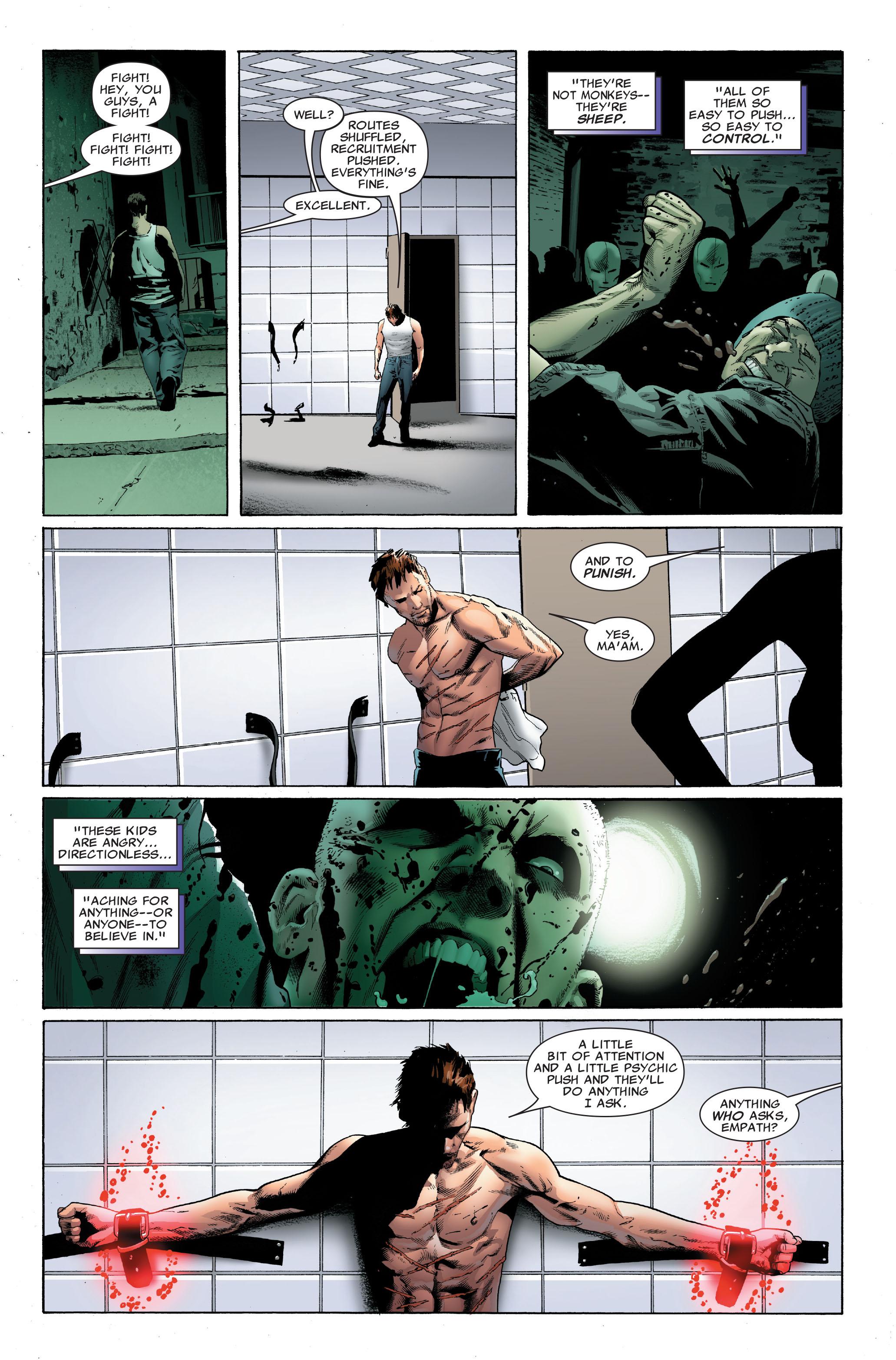 Read online Uncanny X-Men (1963) comic -  Issue #501 - 18