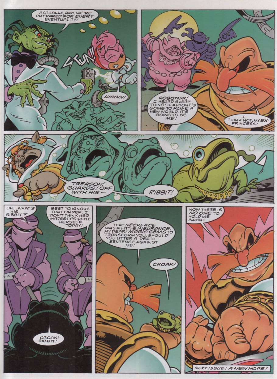 Read online Sonic the Comic comic -  Issue #164 - 8