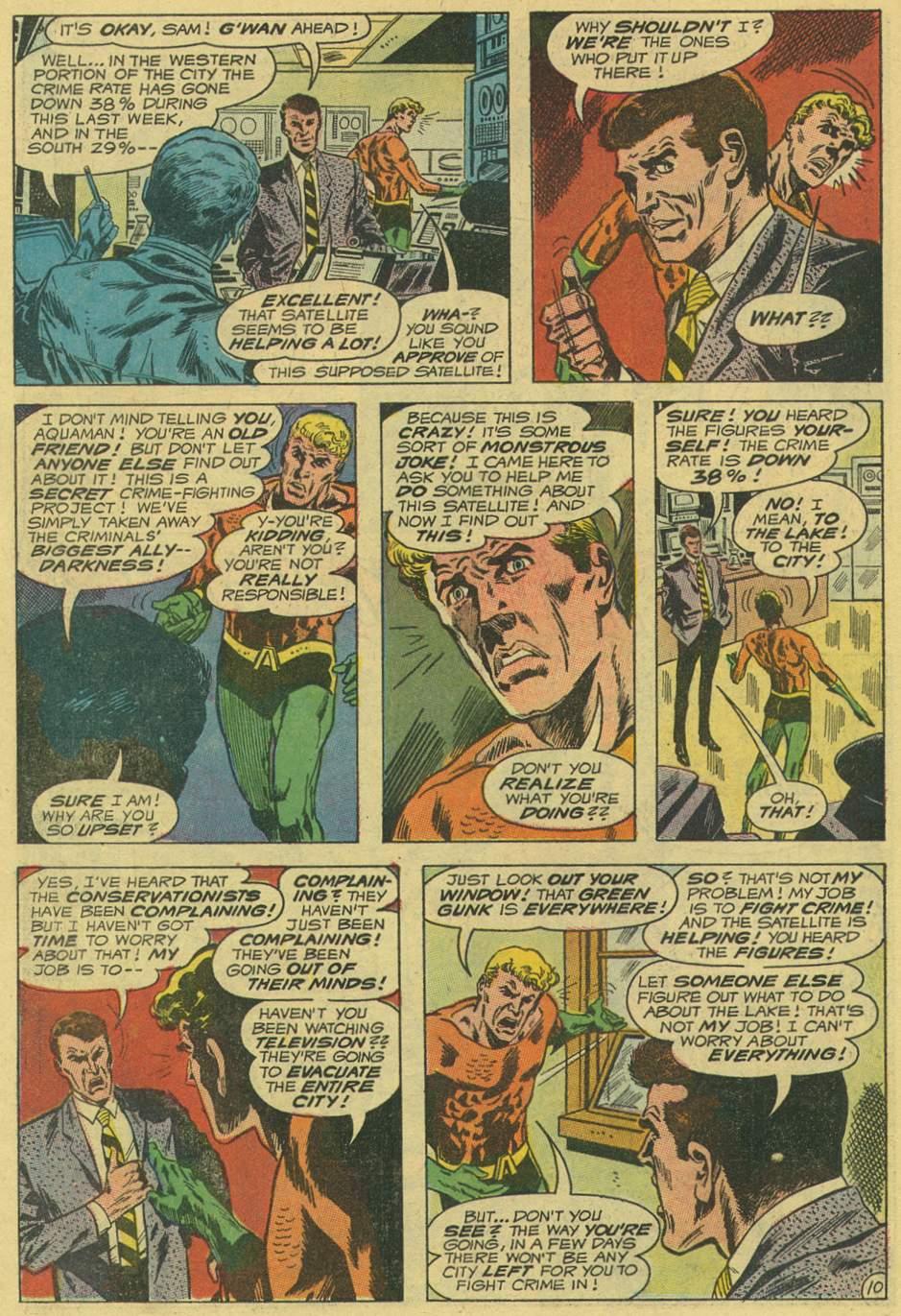 Read online Aquaman (1962) comic -  Issue #56 - 14