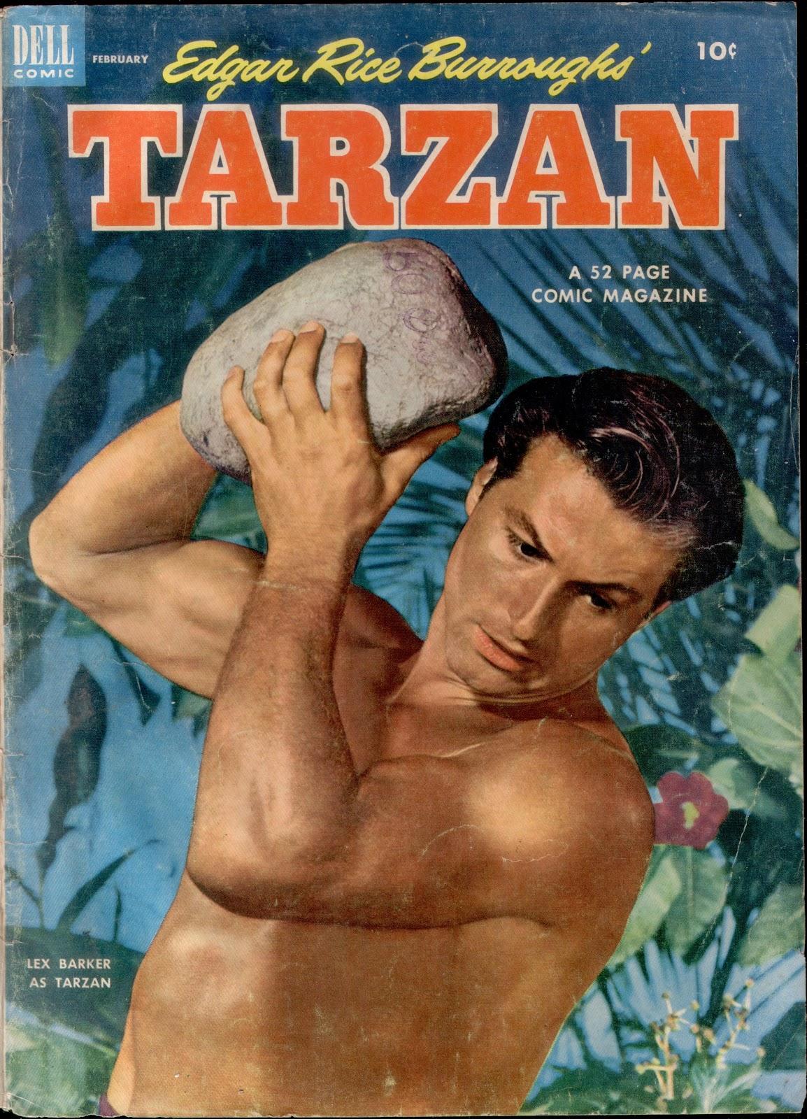 Tarzan (1948) issue 41 - Page 1