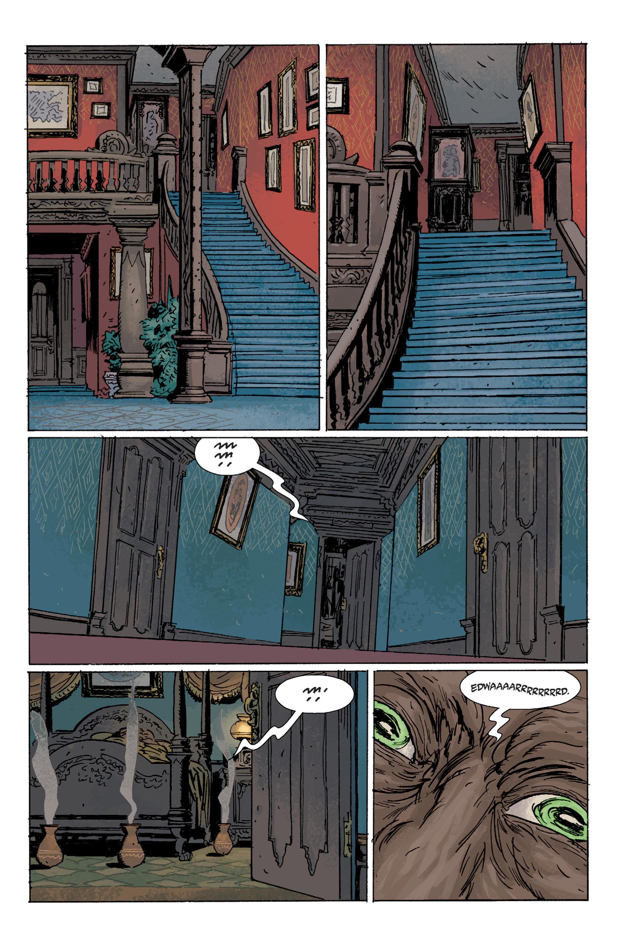 Read online B.P.R.D. (2003) comic -  Issue # TPB 7 - 53