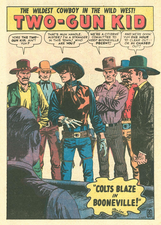 Read online Two-Gun Kid comic -  Issue #99 - 27