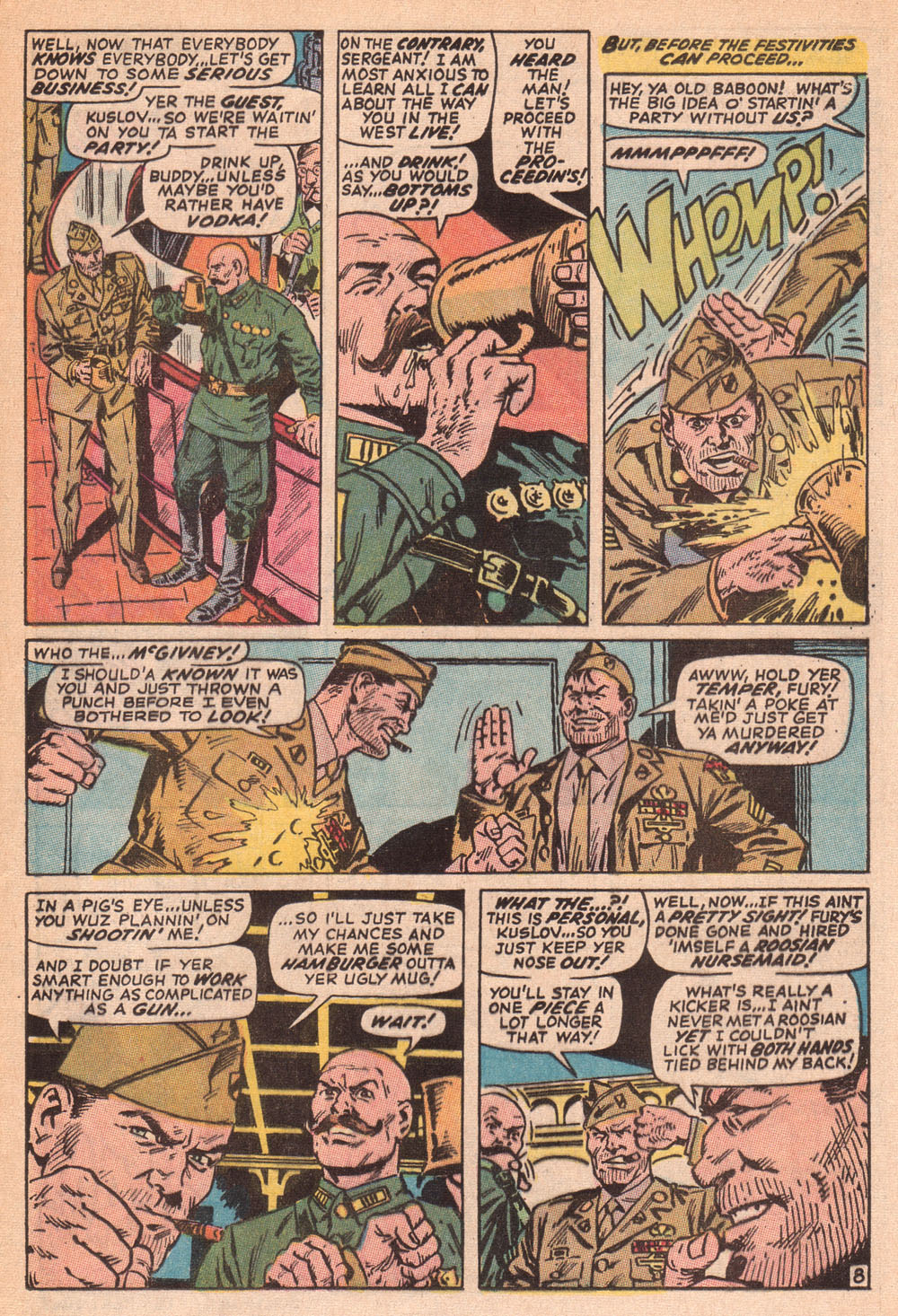 Read online Sgt. Fury comic -  Issue #73 - 13