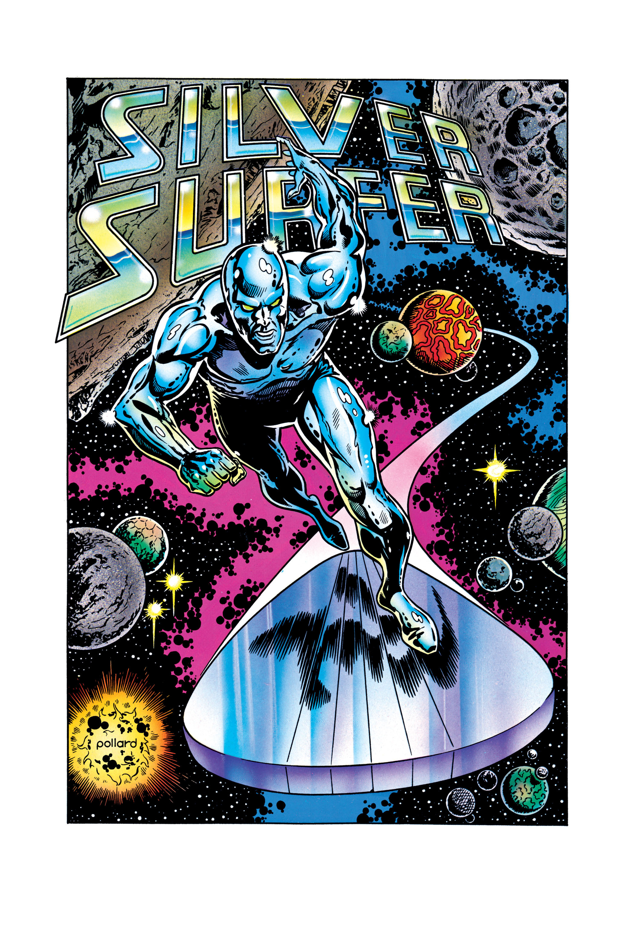 Read online Silver Surfer: Parable comic -  Issue # TPB - 134