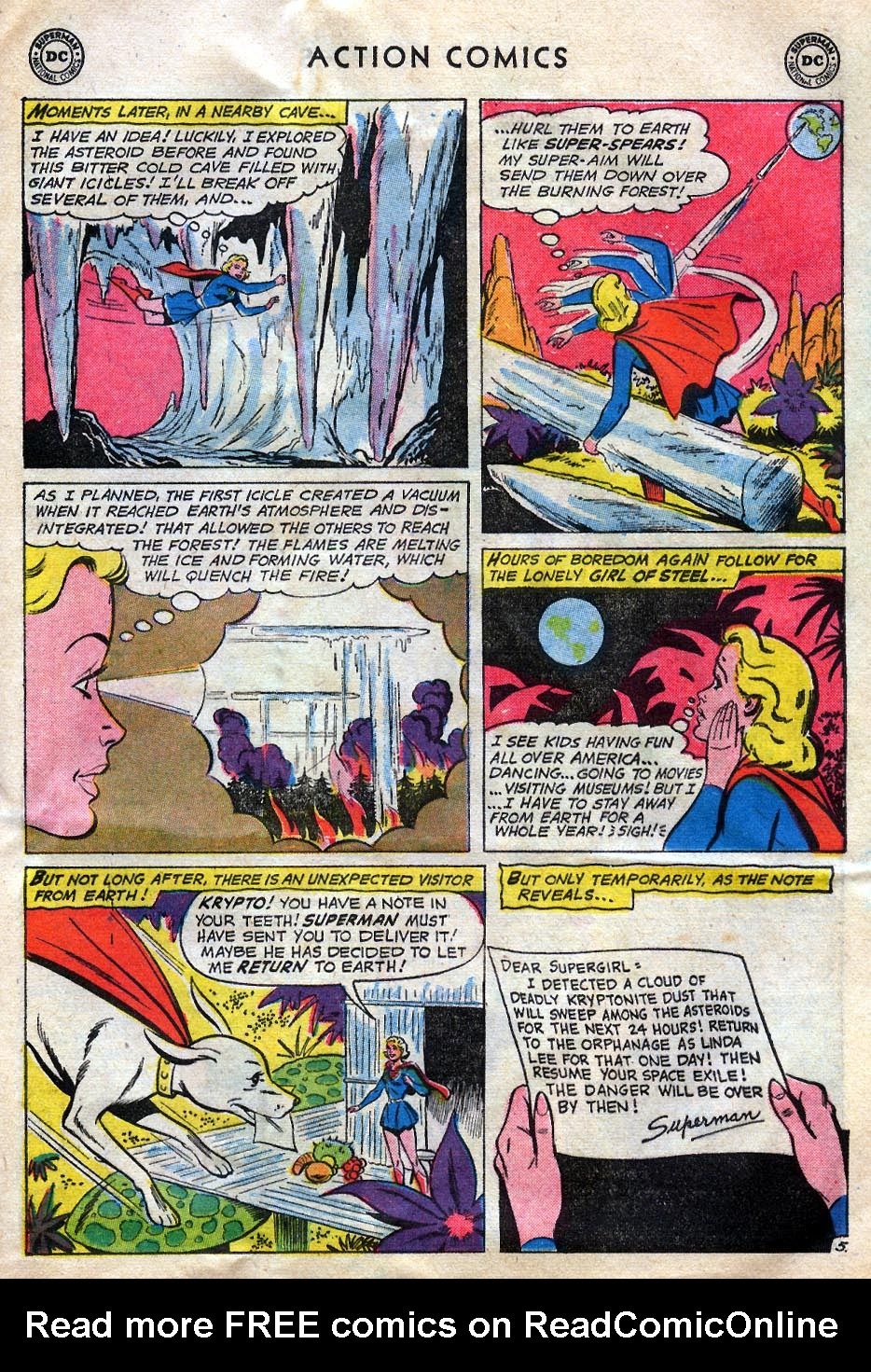 Read online Action Comics (1938) comic -  Issue #258 - 29
