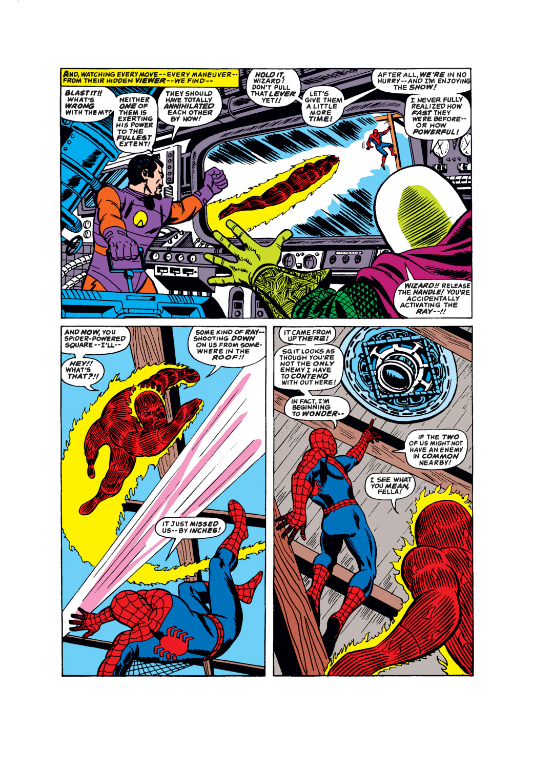 The Amazing Spider-Man (1963) _Annual_4 Page 24