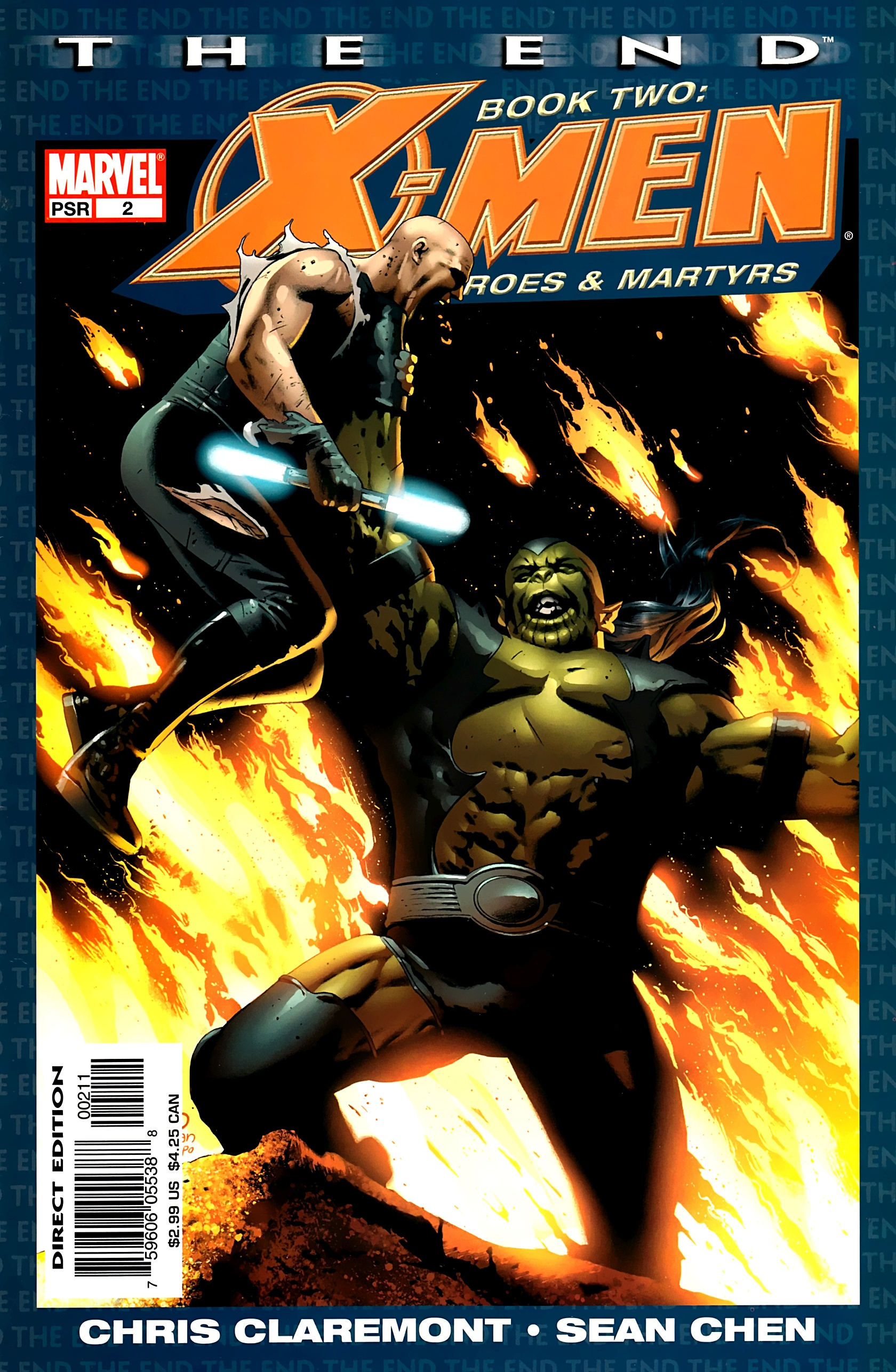 X-Men: The End: Book 2: Heroes & Martyrs 2 Page 1