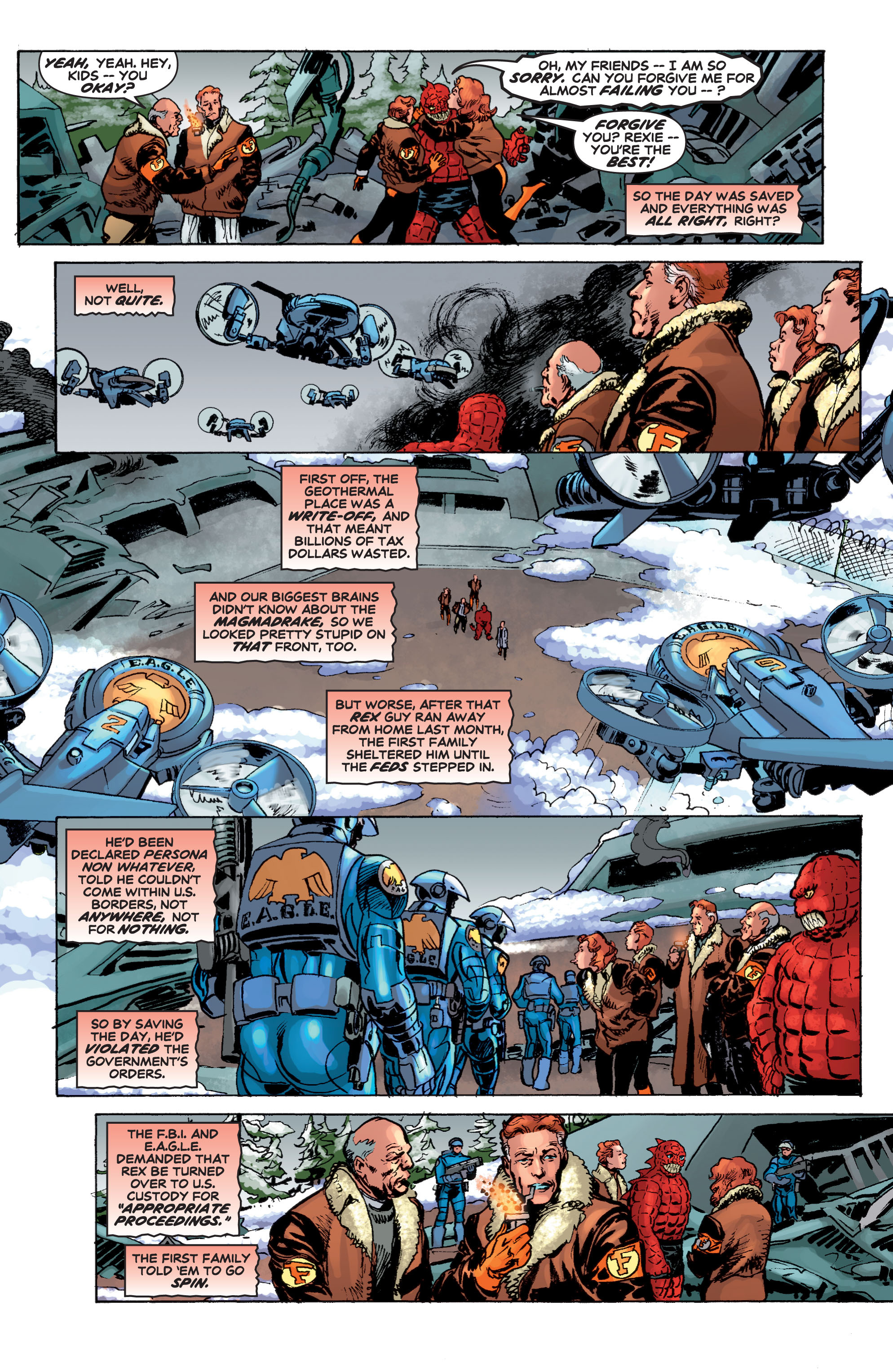 Read online Astro City: Dark Age/Book One comic -  Issue #3 - 13