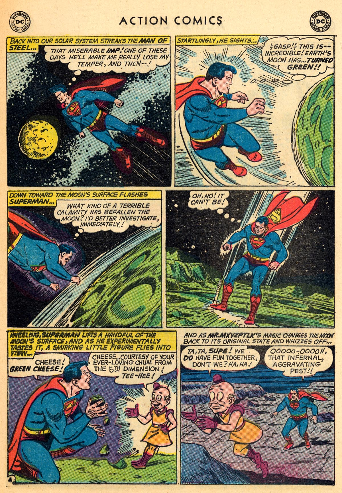 Read online Action Comics (1938) comic -  Issue #273 - 5