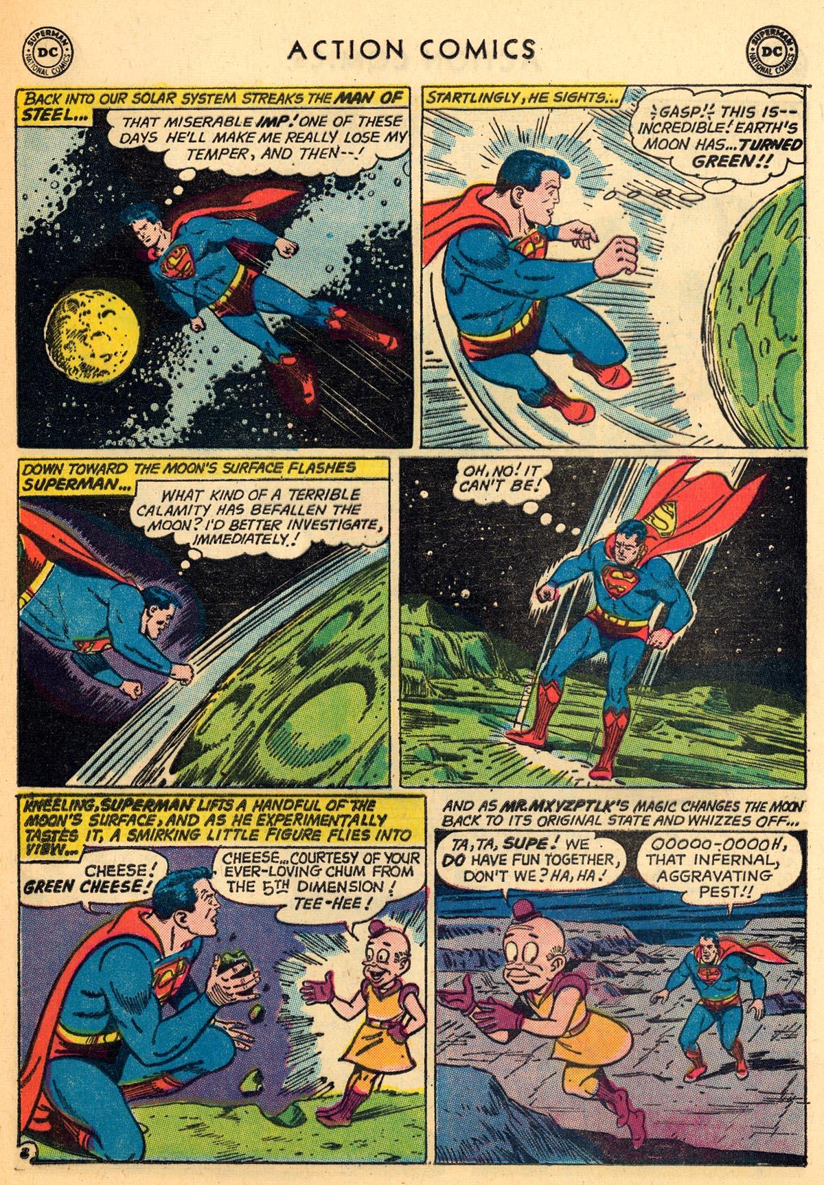 Action Comics (1938) 273 Page 4