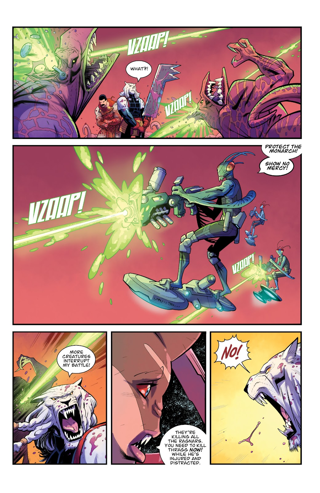 Invincible (2003) issue TPB 21 - Modern Family - Page 14