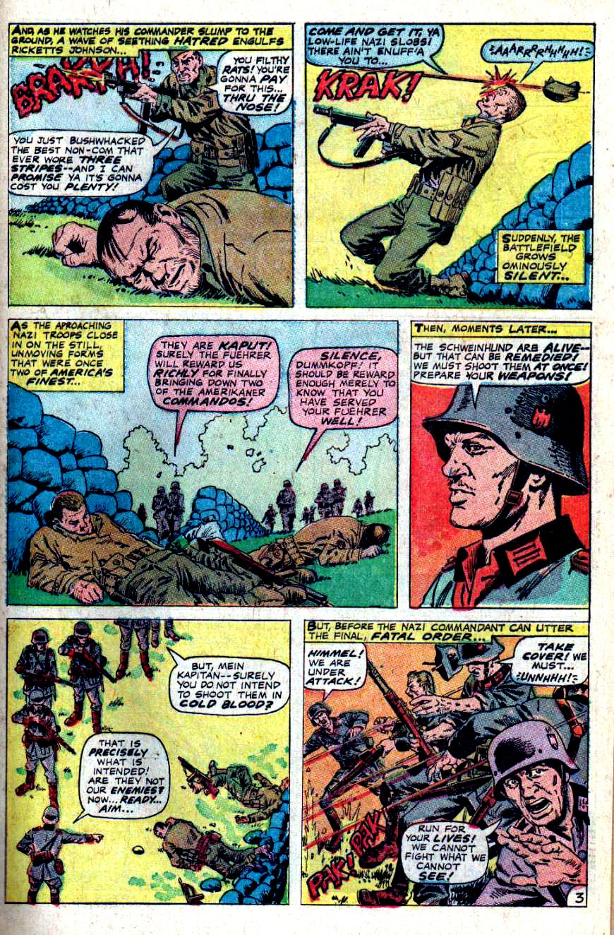 Read online Sgt. Fury comic -  Issue #46 - 5
