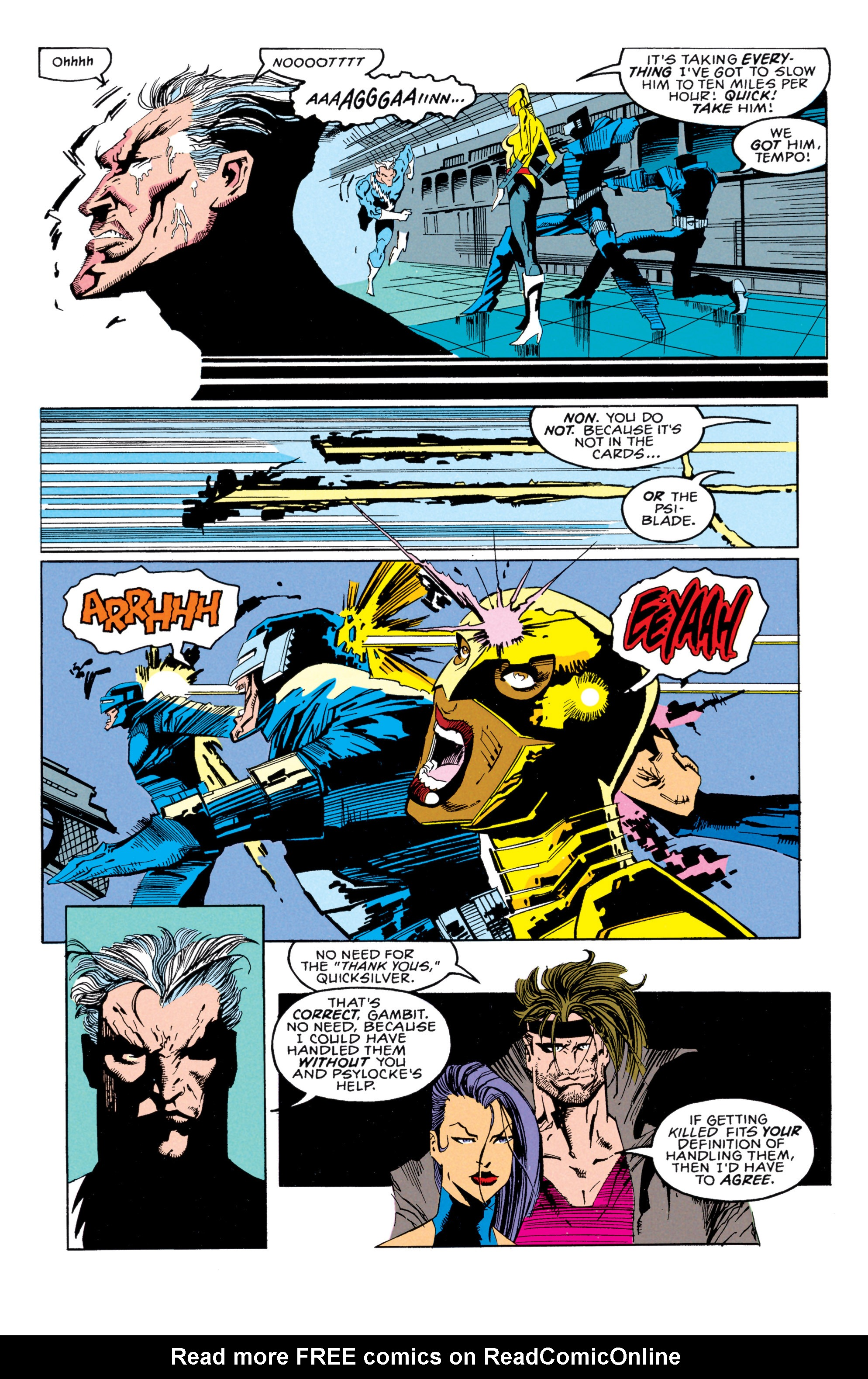 Read online X-Factor (1986) comic -  Issue #85 - 13