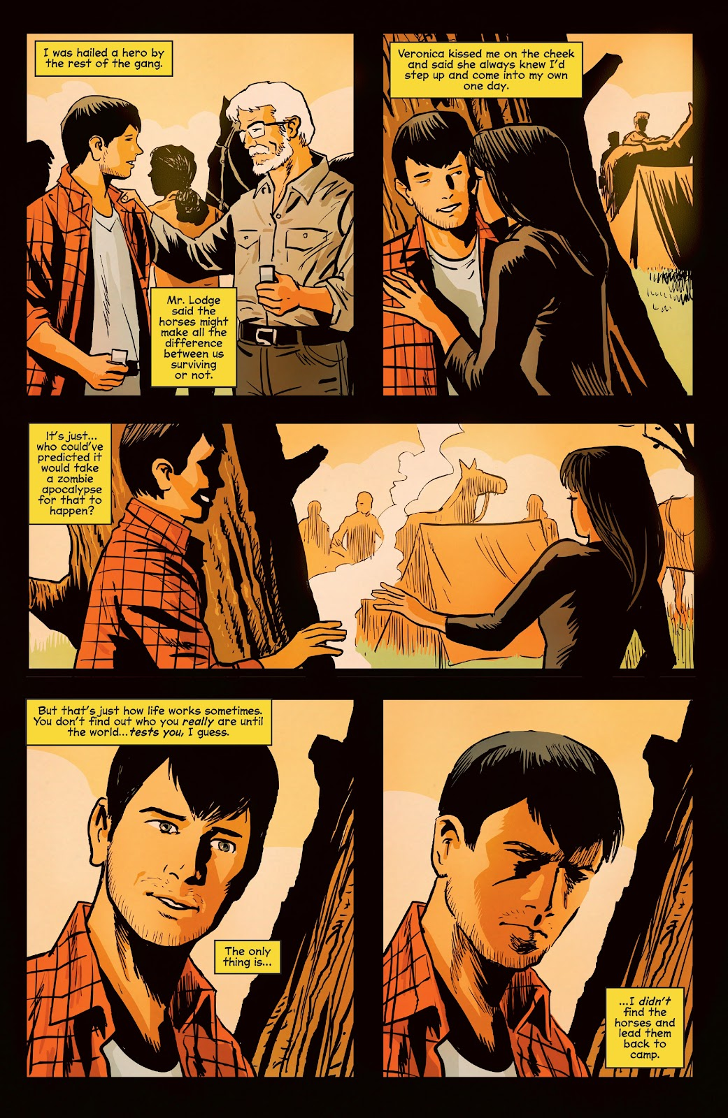 Afterlife with Archie issue 9 - Page 7