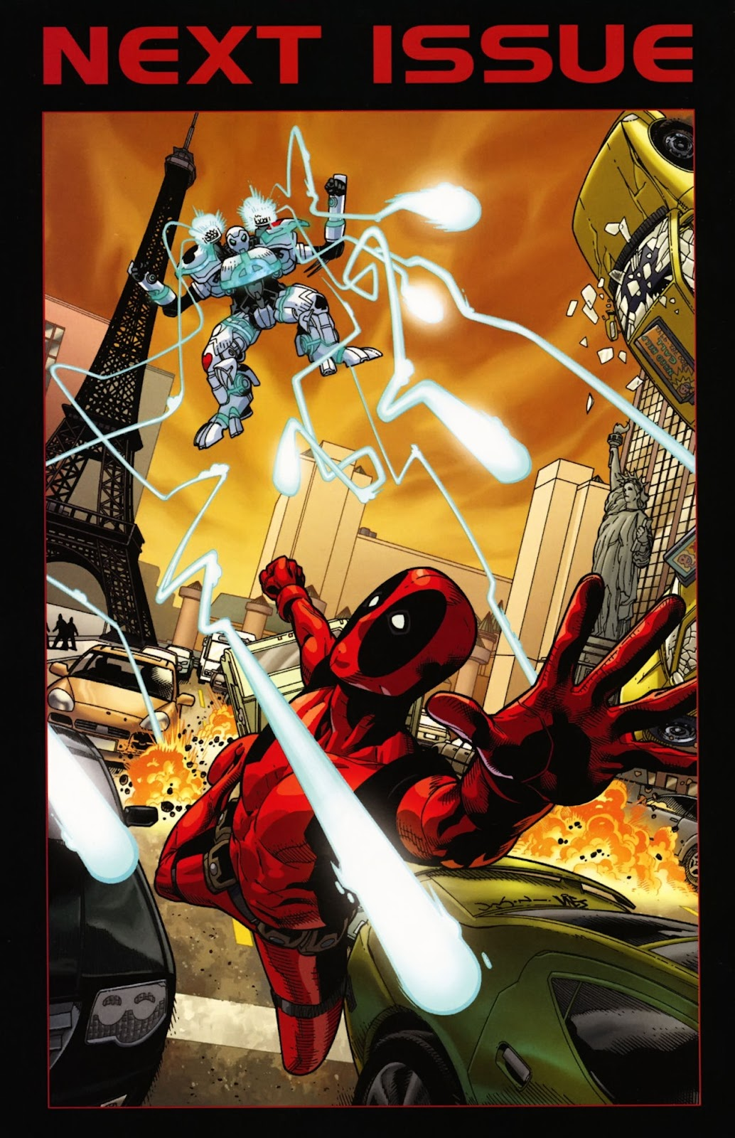 Read online Deadpool (2008) comic -  Issue #24 - 34