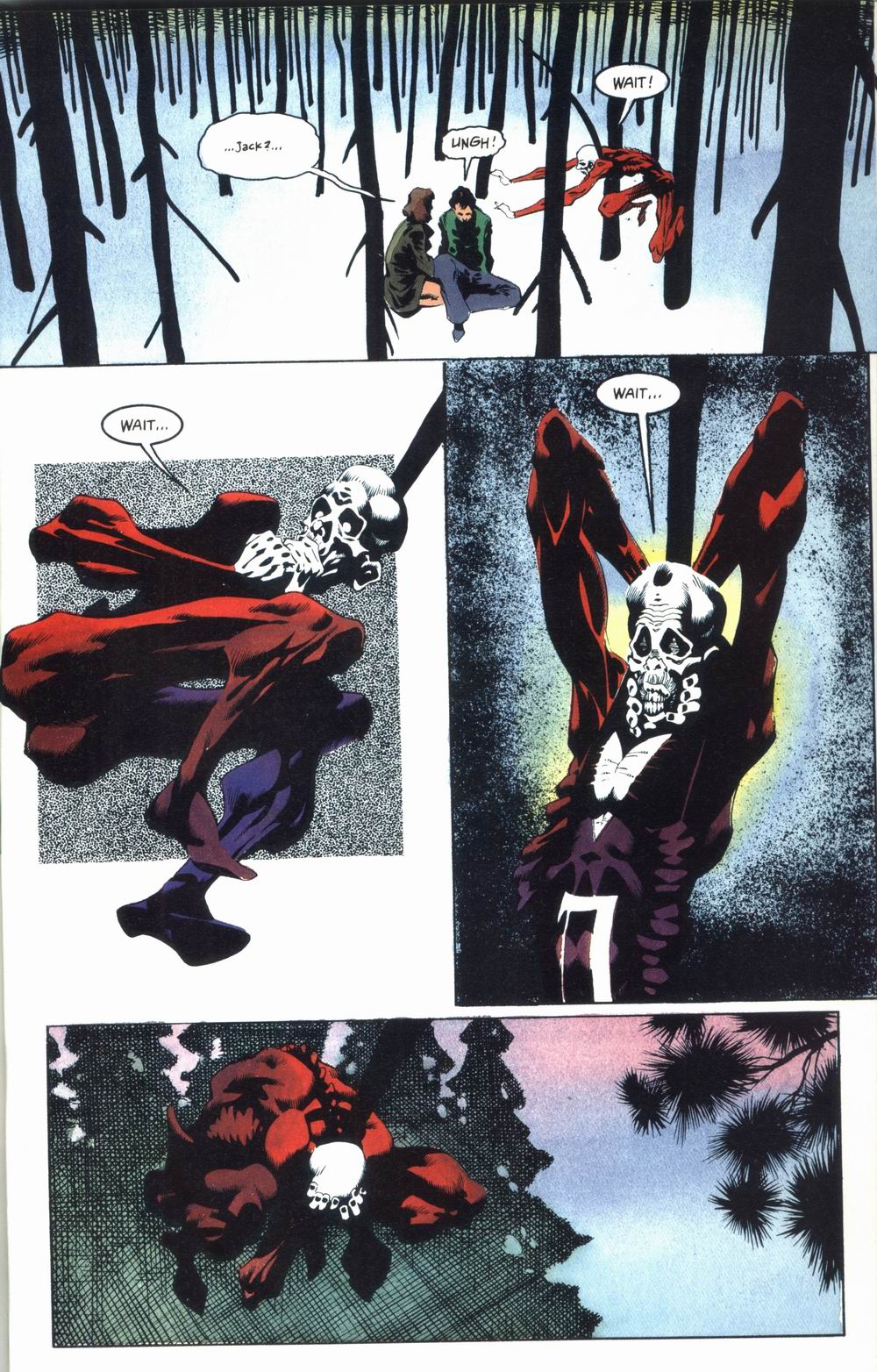 Read online Deadman: Love After Death comic -  Issue #2 - 49