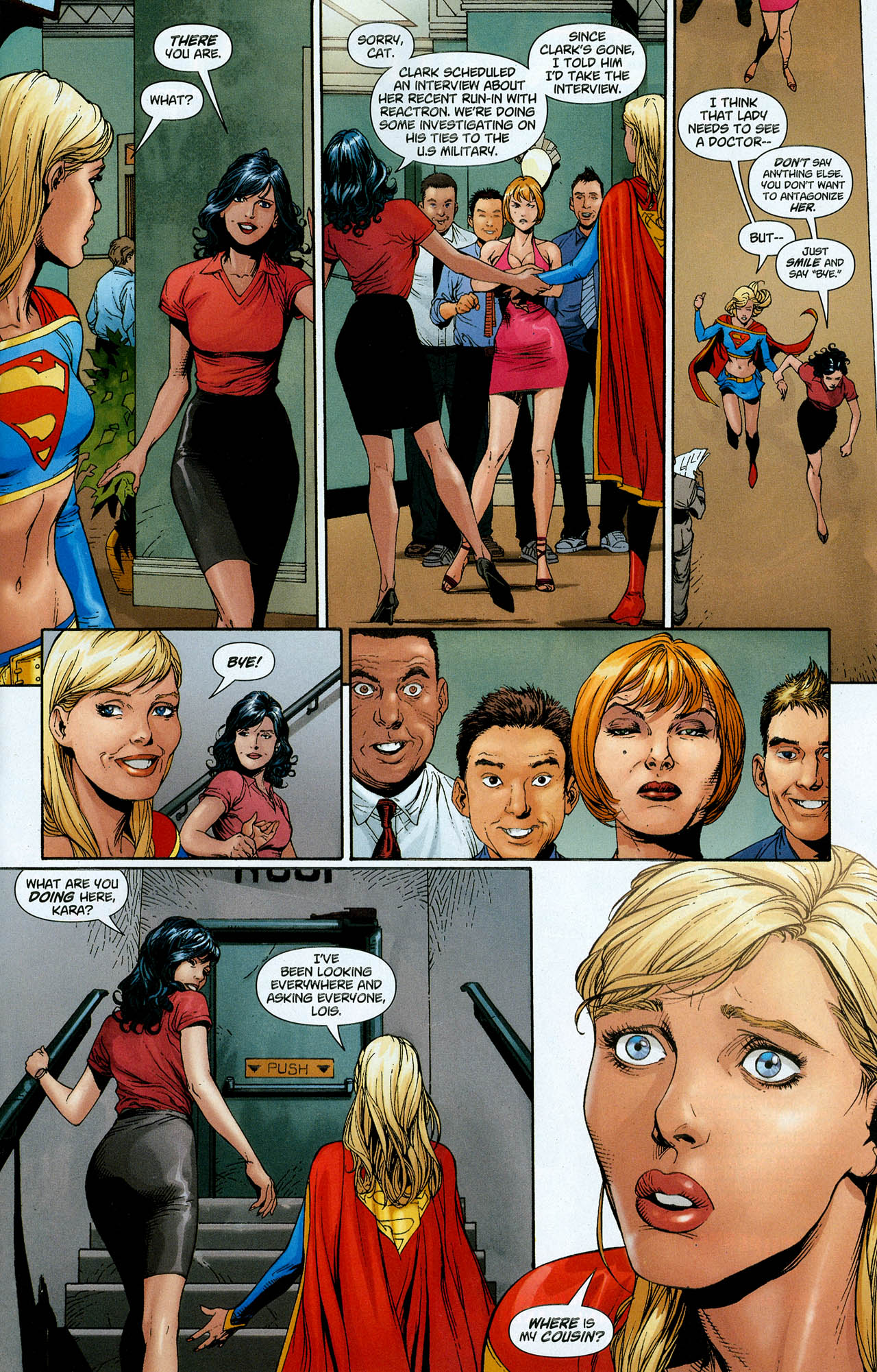 Action Comics (1938) 868 Page 4