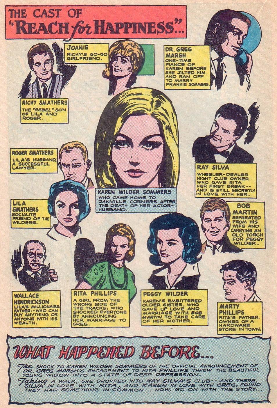 Read online Secret Hearts comic -  Issue #124 - 18