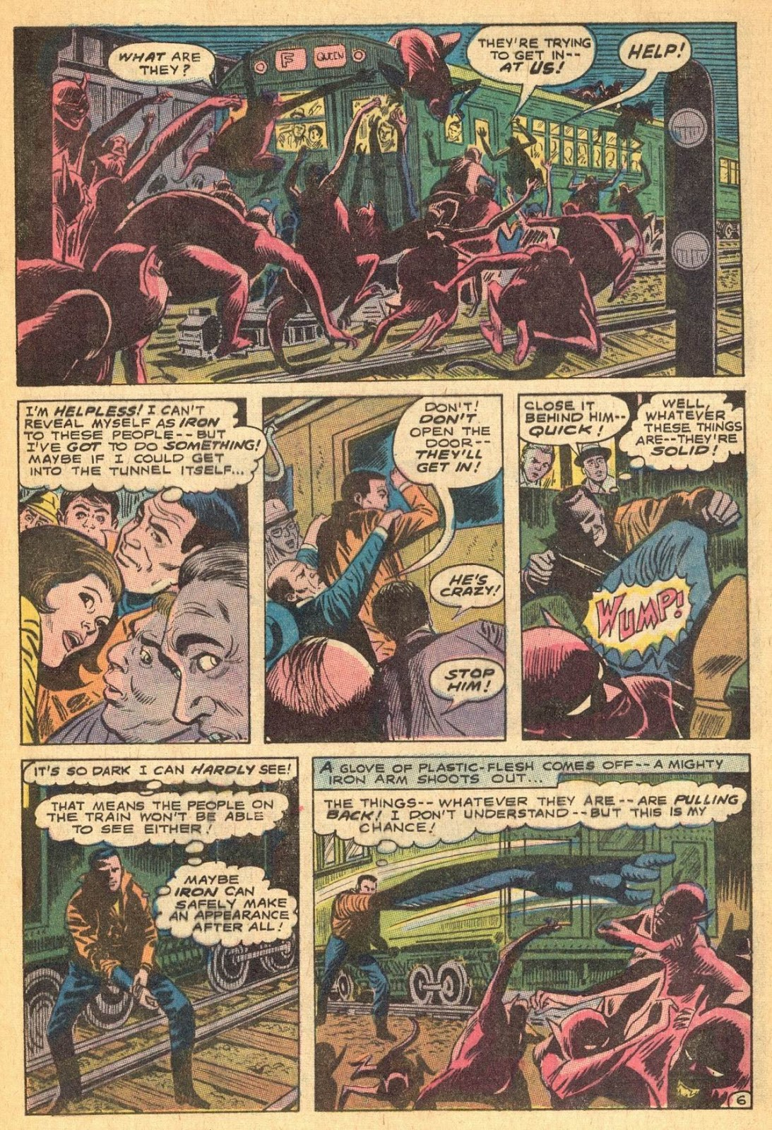 Metal Men (1963) issue 38 - Page 9