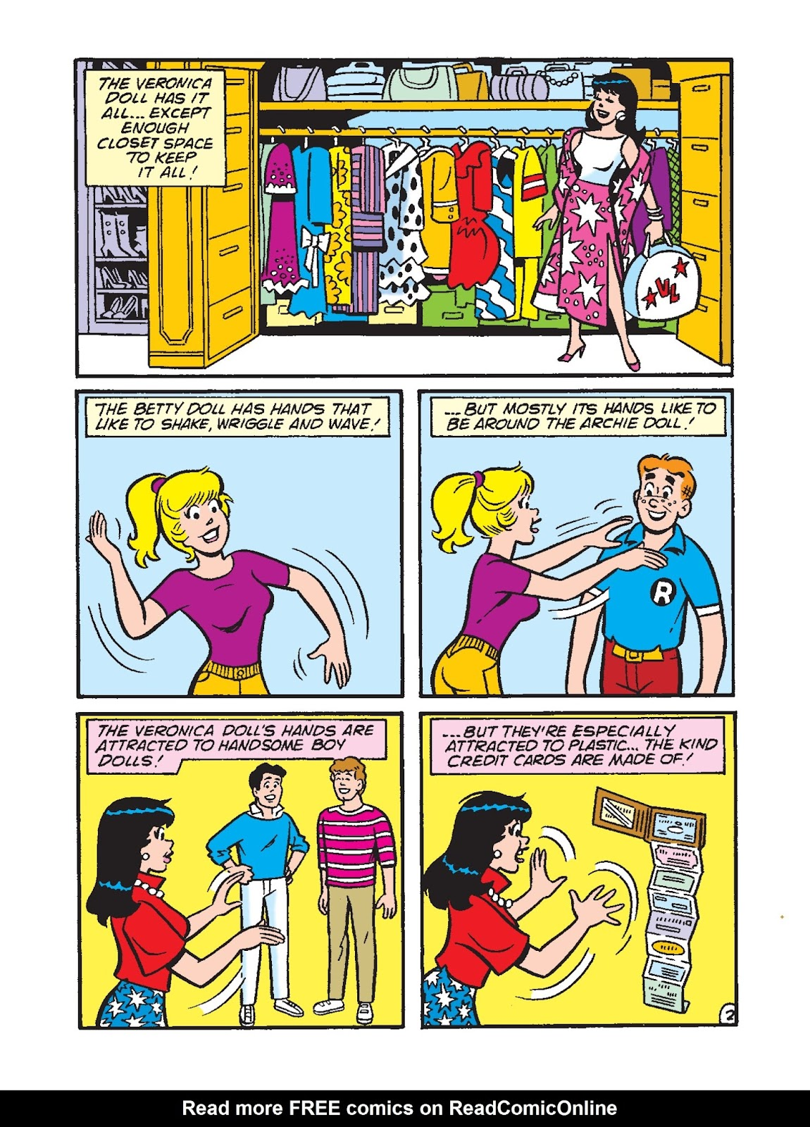 Archie 1000 Page Comics Digest issue TPB_(Part_5) - Page 59