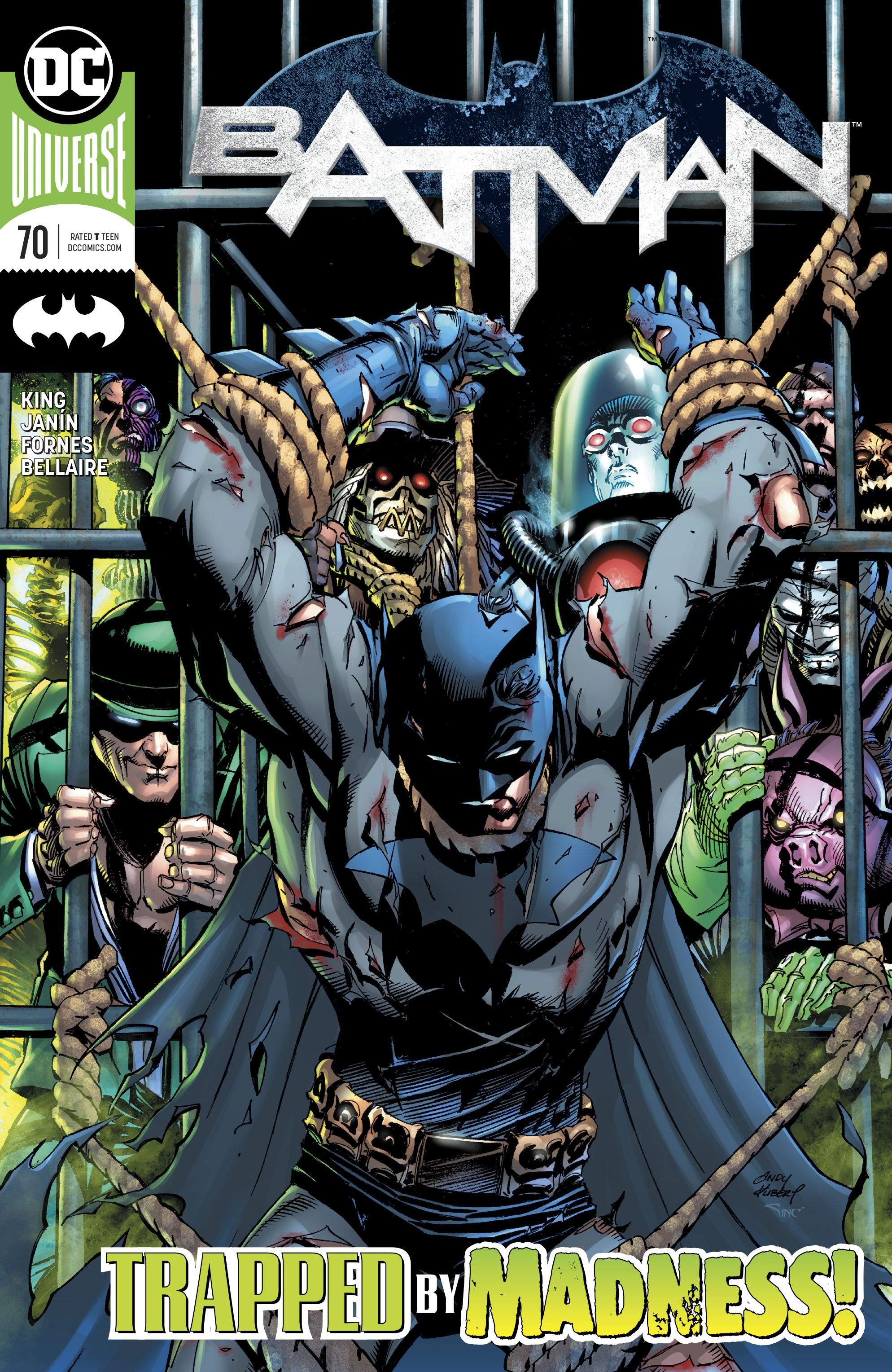 Batman (2016) 70 Page 1