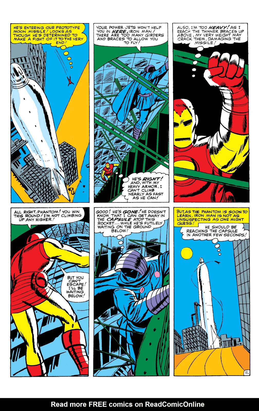Read online Marvel Masterworks: The Invincible Iron Man comic -  Issue # TPB 2 (Part 3) - 11