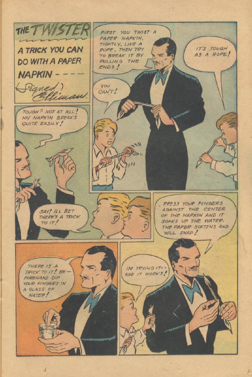 Super-Magician Comics issue 53 - Page 19
