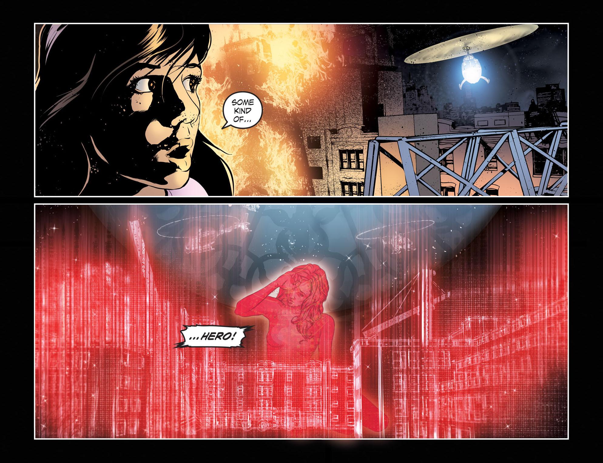 Read online Smallville: Season 11 comic -  Issue #55 - 20