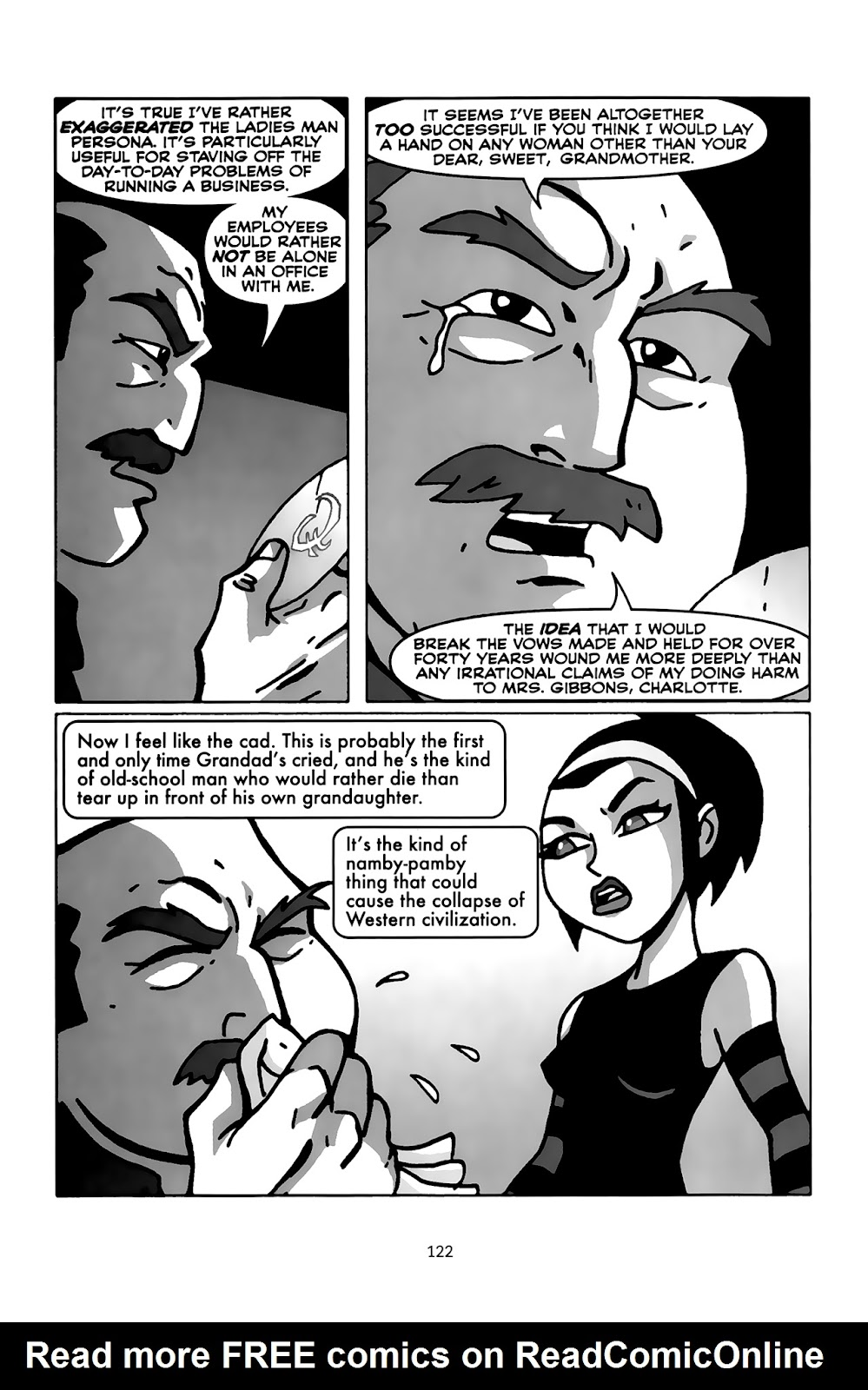 Read online Clubbing comic -  Issue # TPB - 118