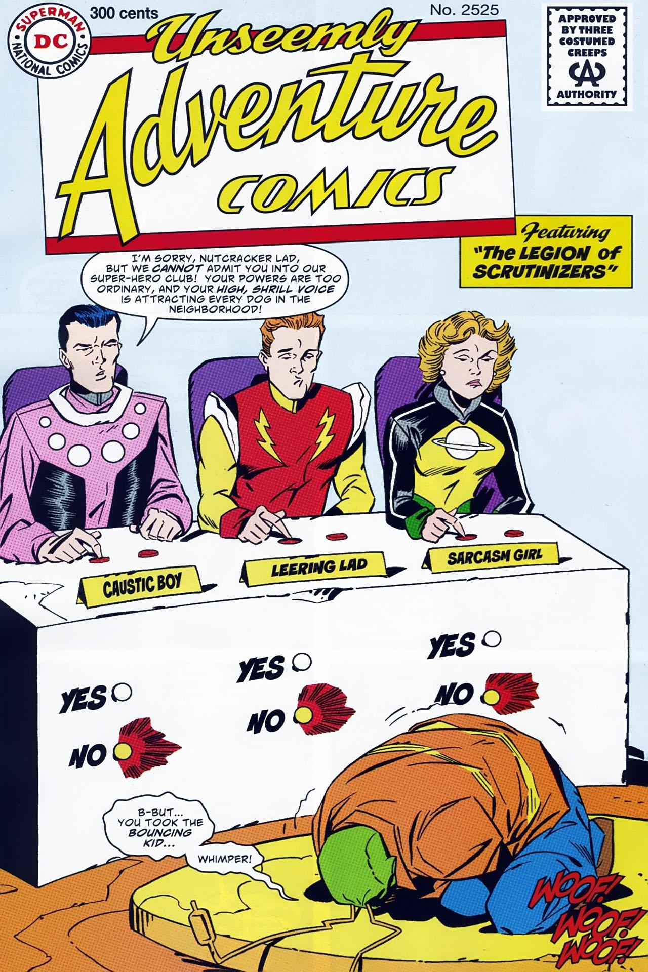 Read online Ambush Bug: Year None comic -  Issue #4 - 20